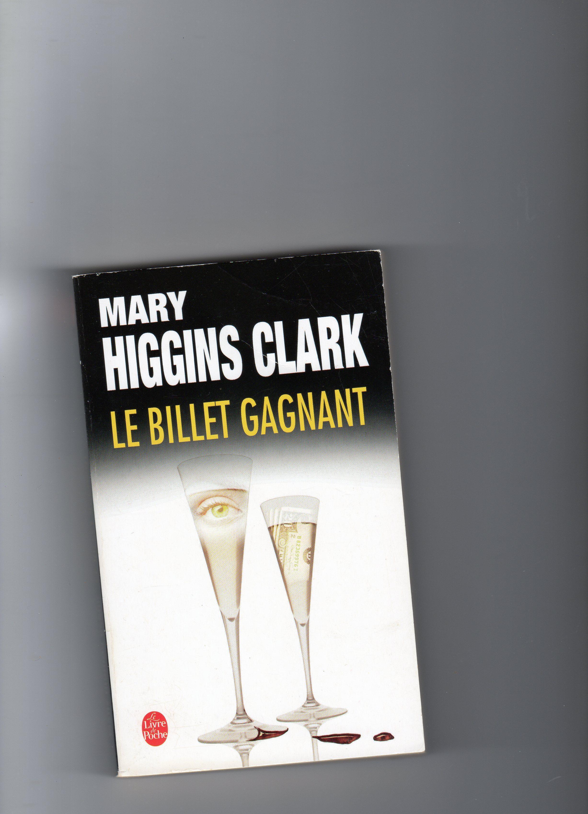 troc de troc le billet gagnant  mary higgins clark image 0
