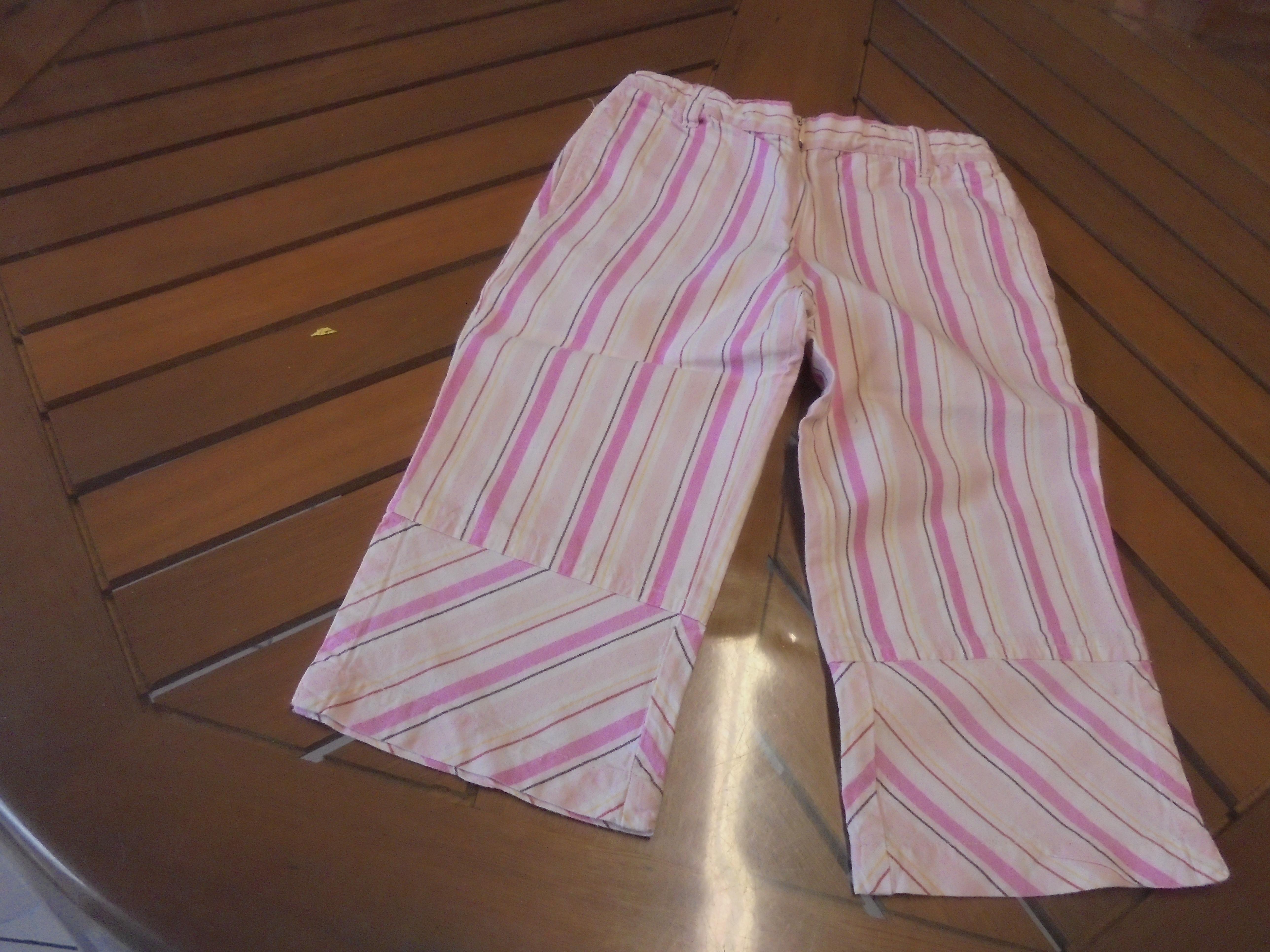 troc de troc pantalon a rayures 3 ans    3  noisettes image 0