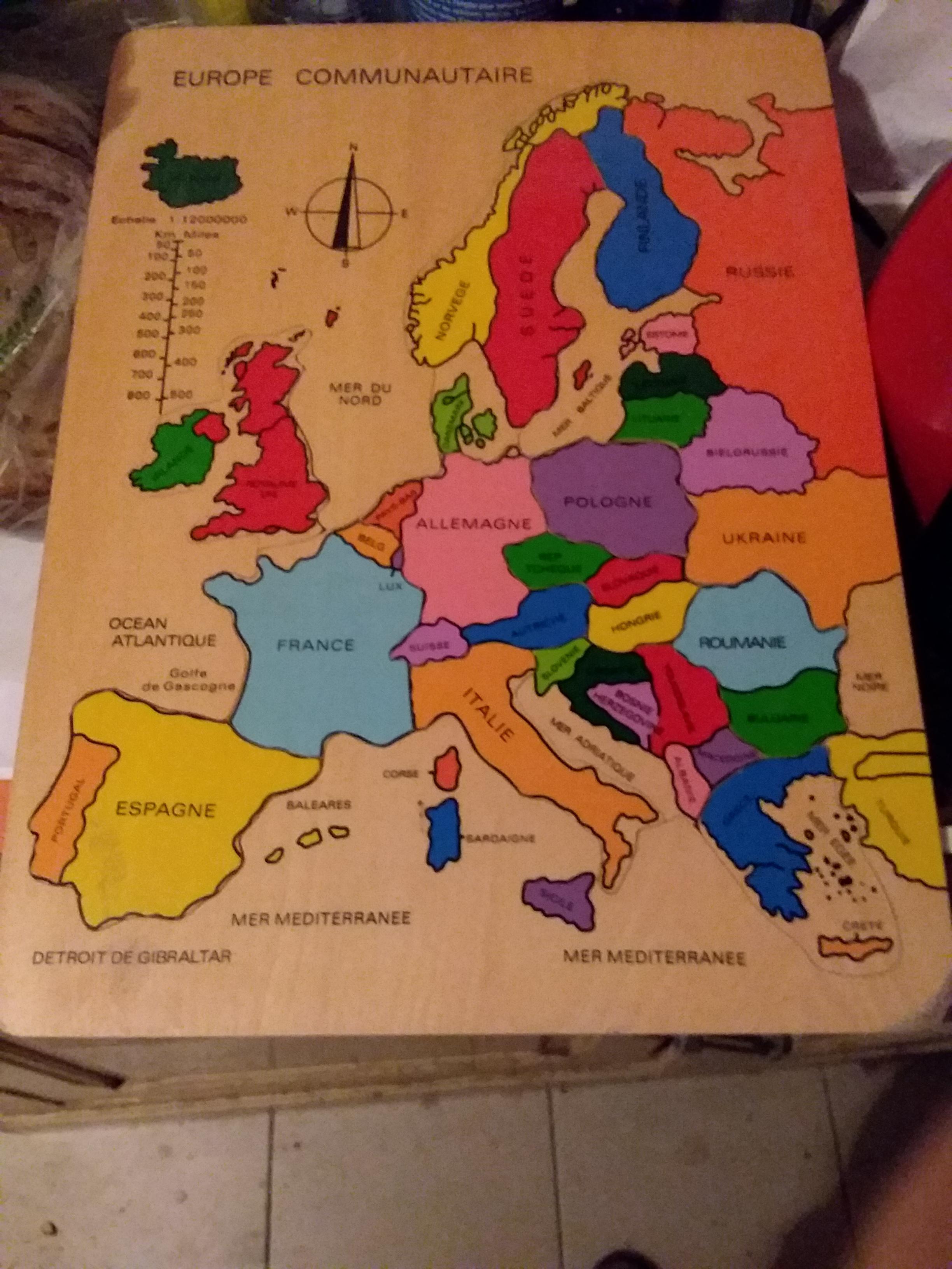 troc de troc puzzle en bois image 0