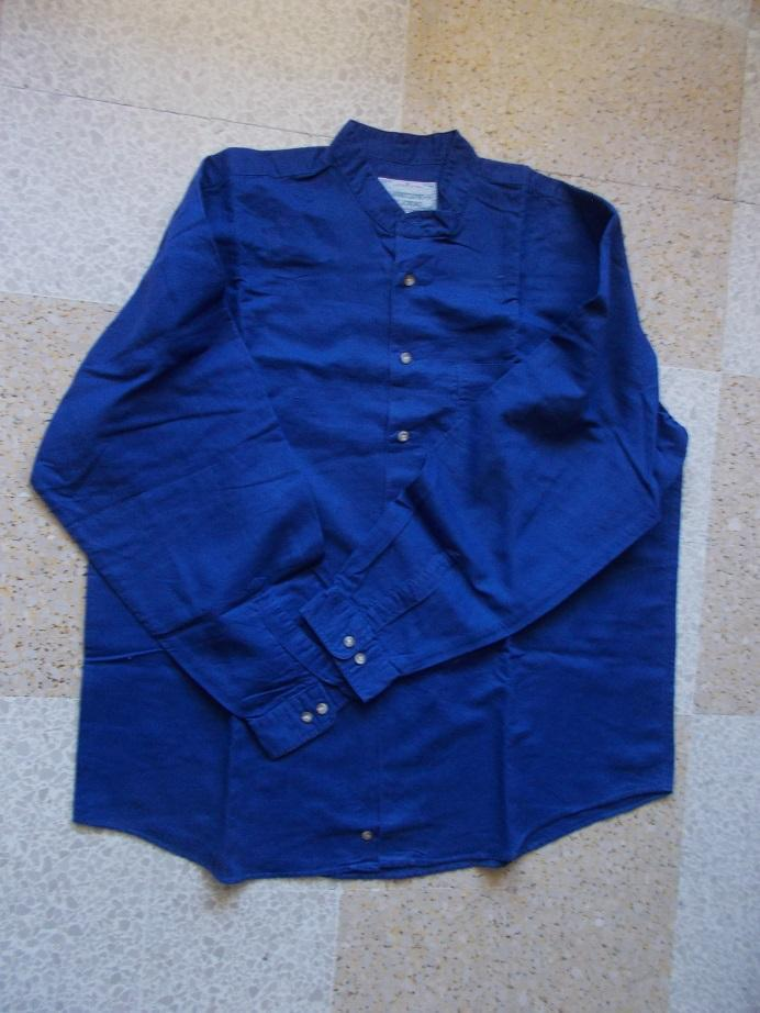 troc de troc chemise bleu image 0