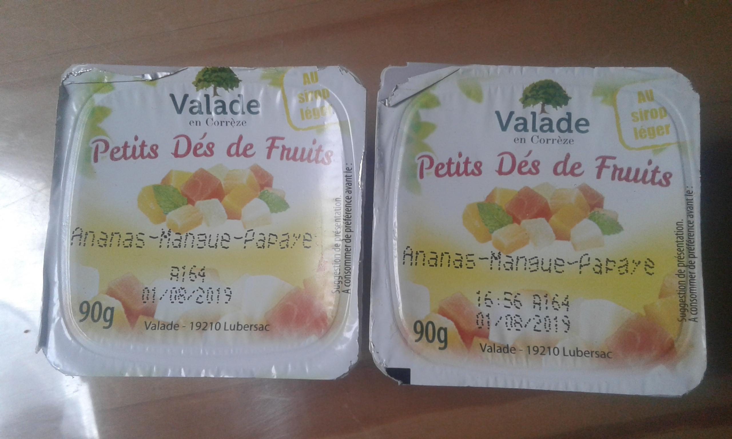 troc de troc res z - salades de fruits exotiques image 0