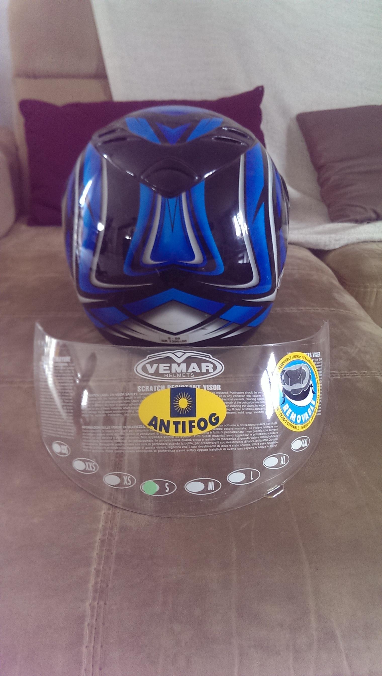 troc de troc casque intégral moto image 2