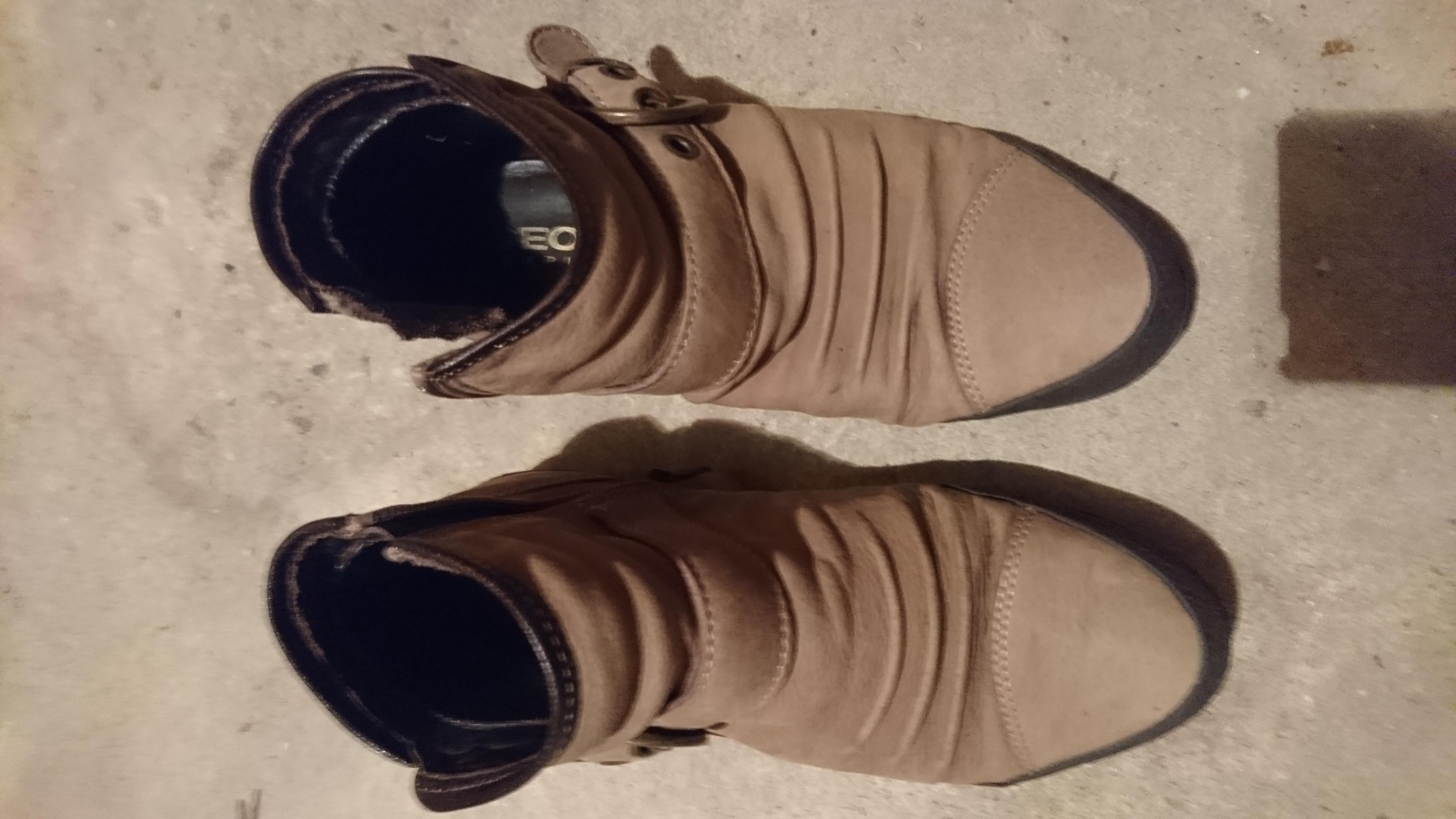 troc de troc chaussures geox image 0
