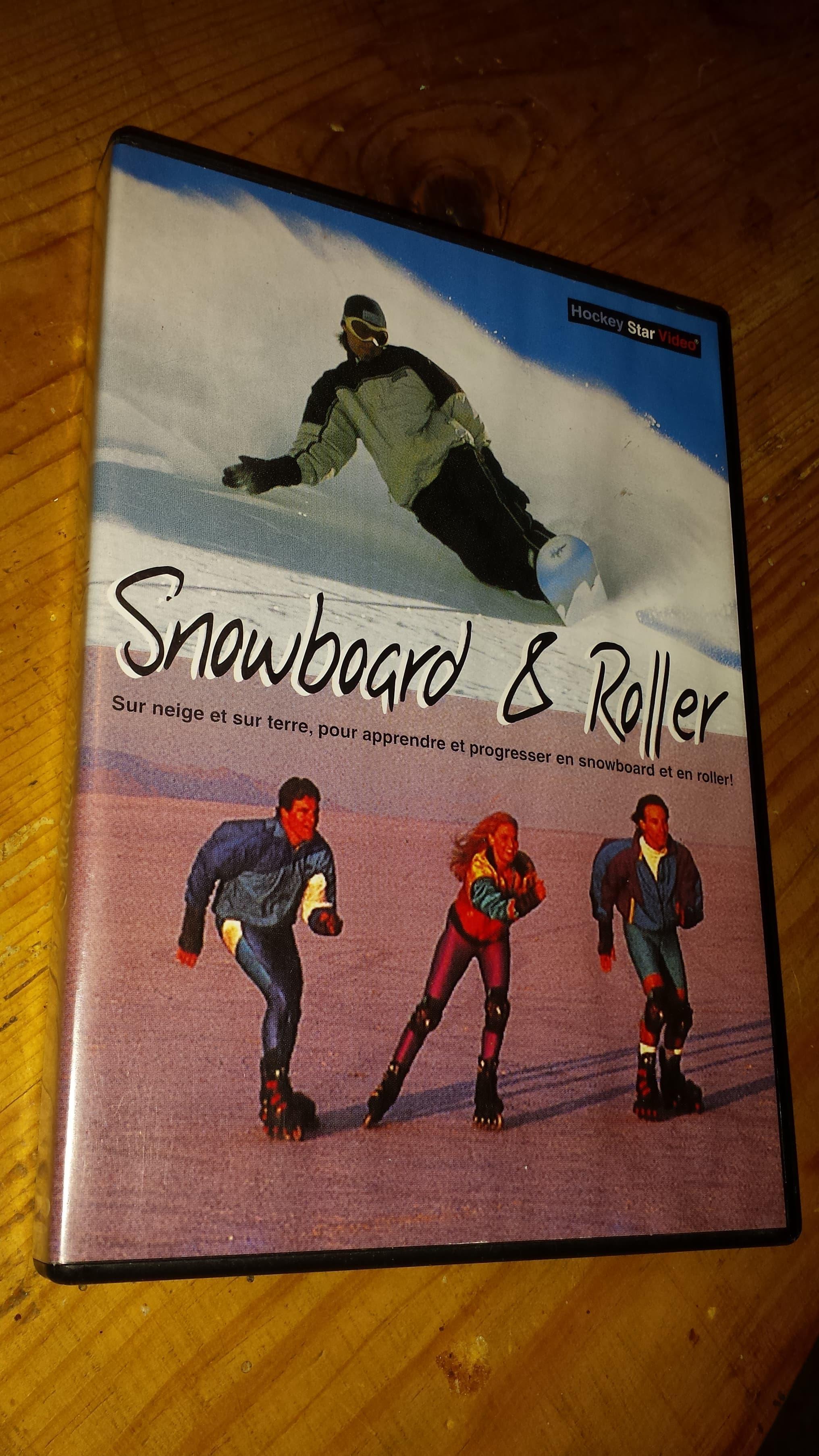troc de troc dvd snowboard & rollers image 0