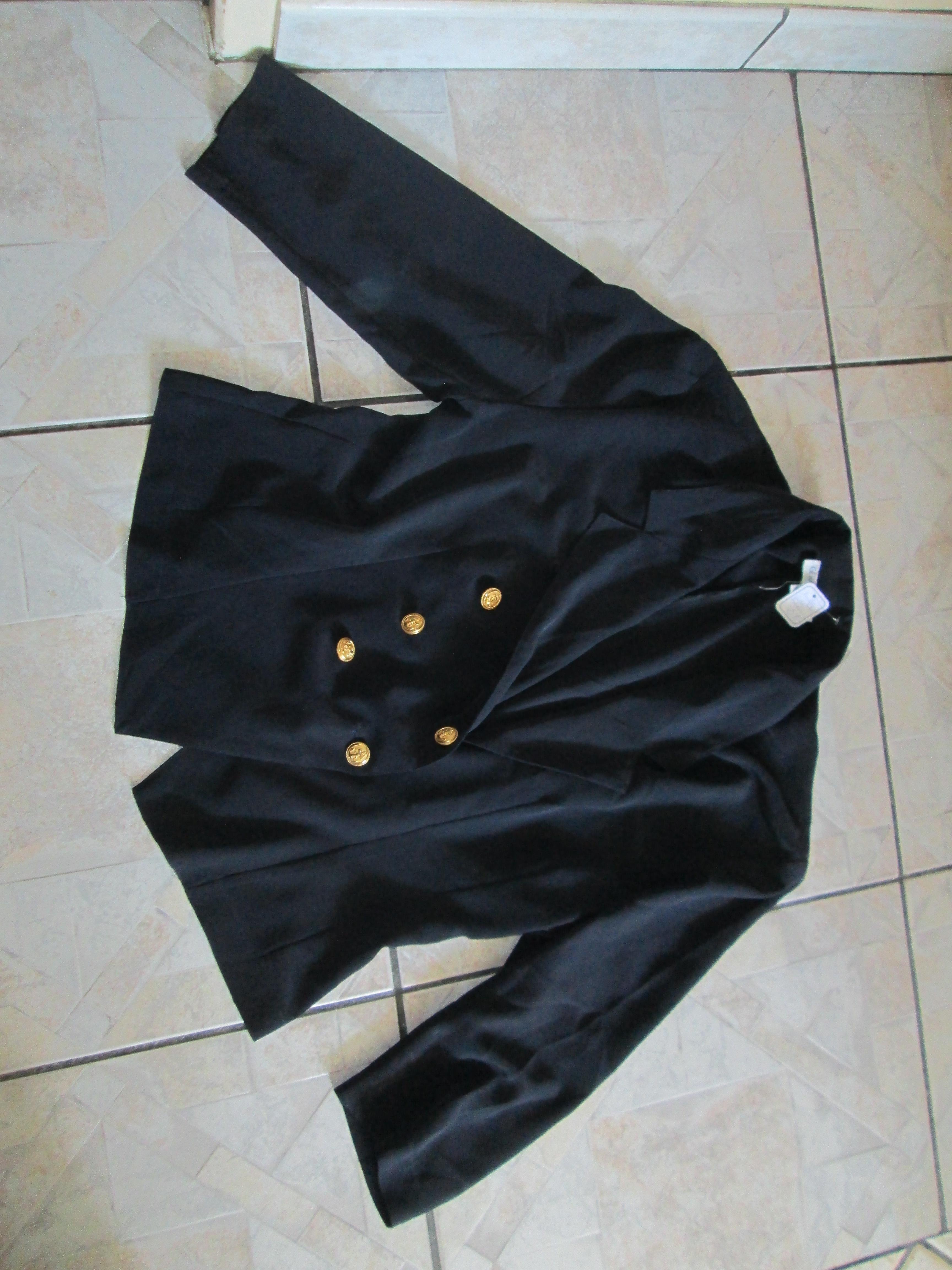 troc de troc veste été bleu marine  gerard darel  t  42  10 noisettes image 0