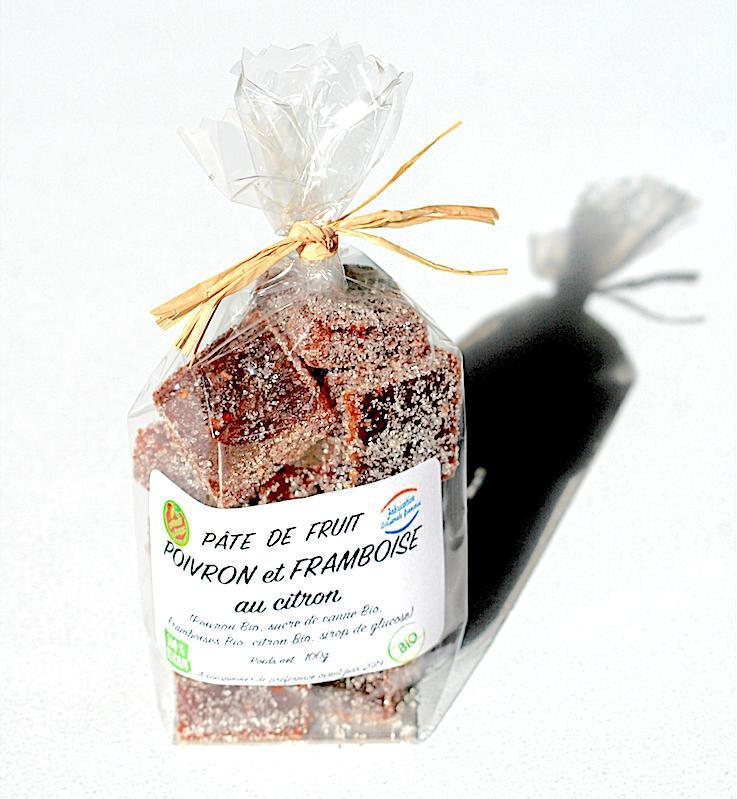 troc de troc sachet de 100g de pâtes de fruits image 2
