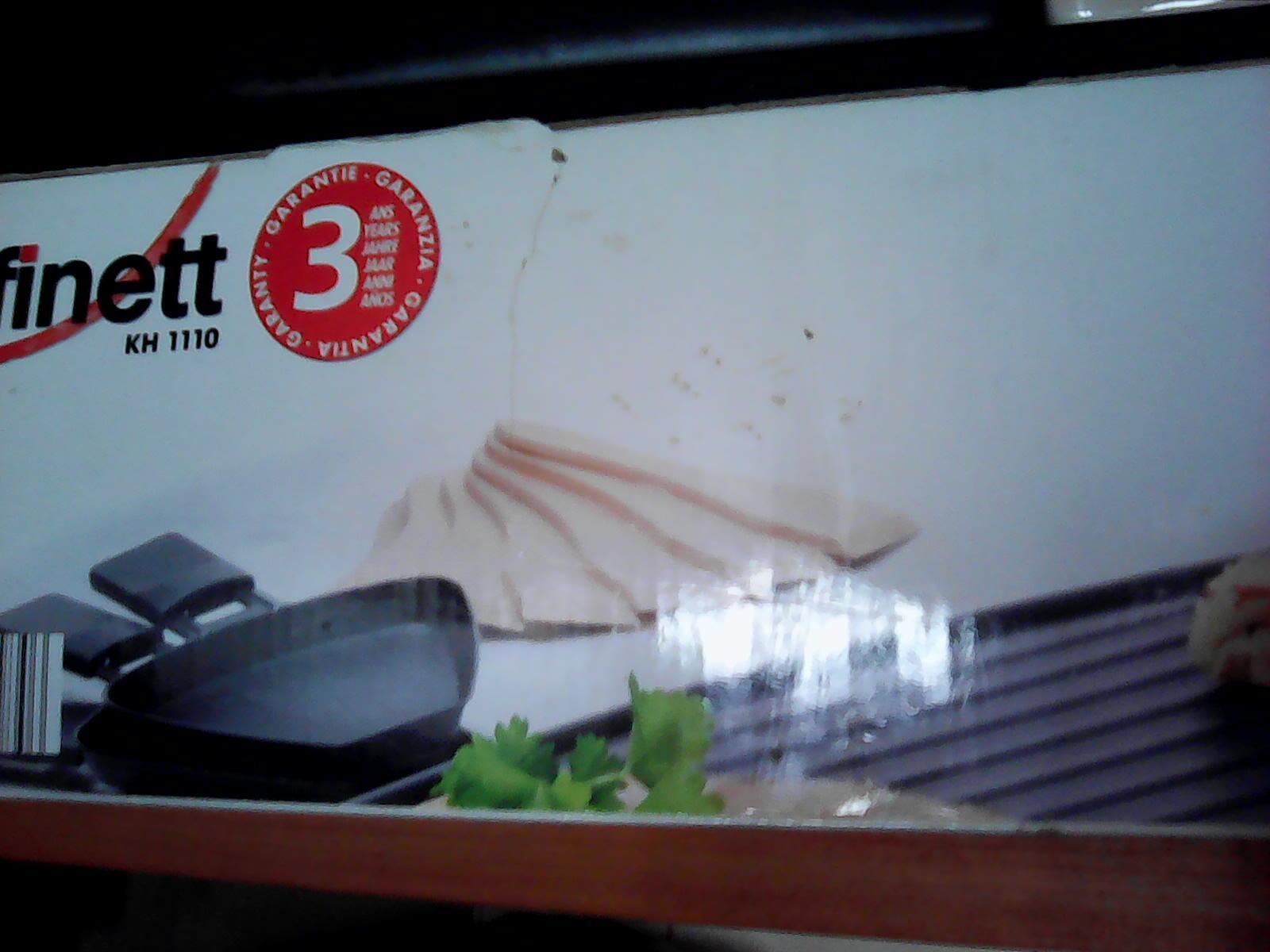 troc de troc appareil à raclettes 6-8 personnes image 0