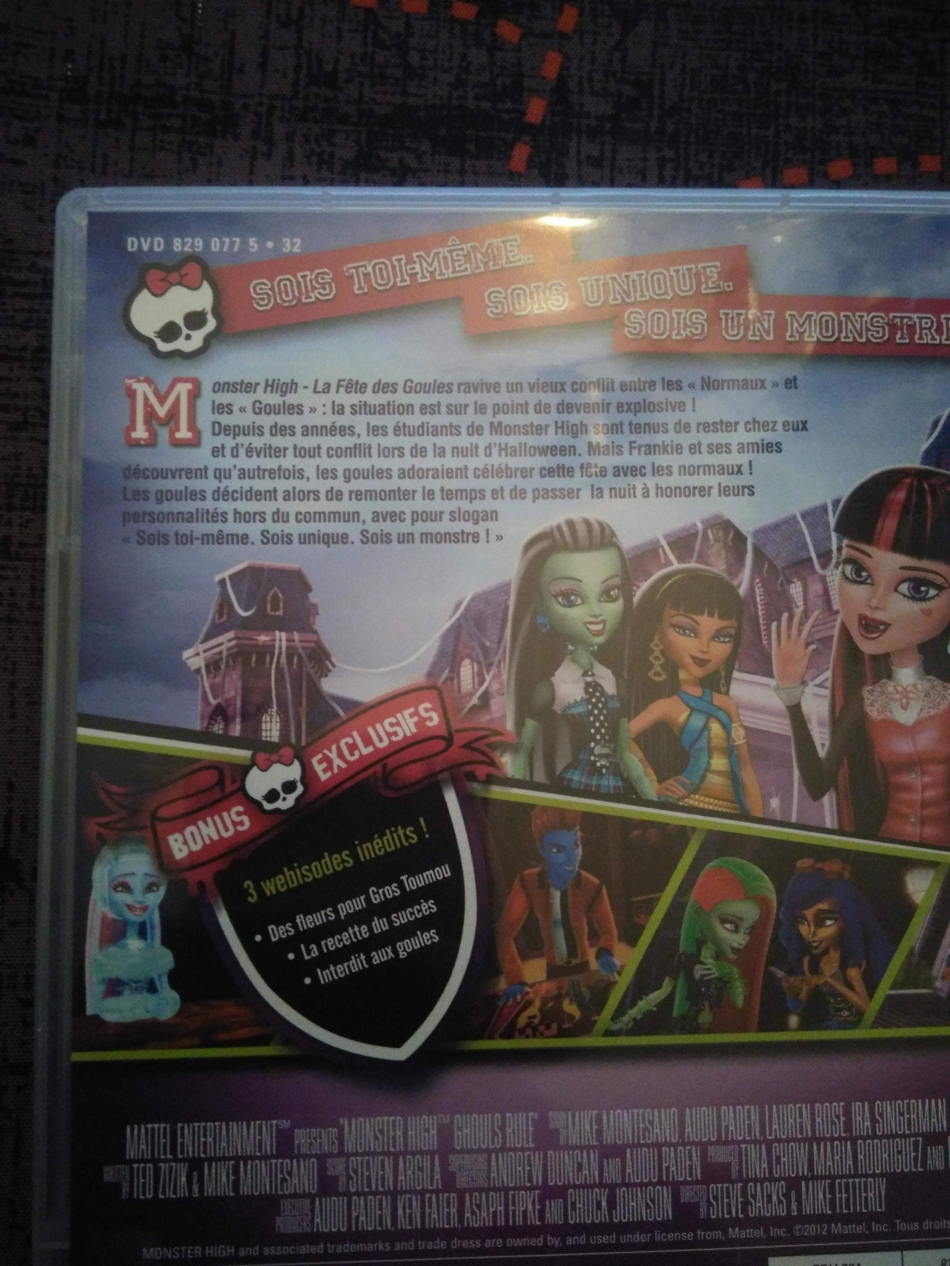 troc de troc dvd enfants image 1