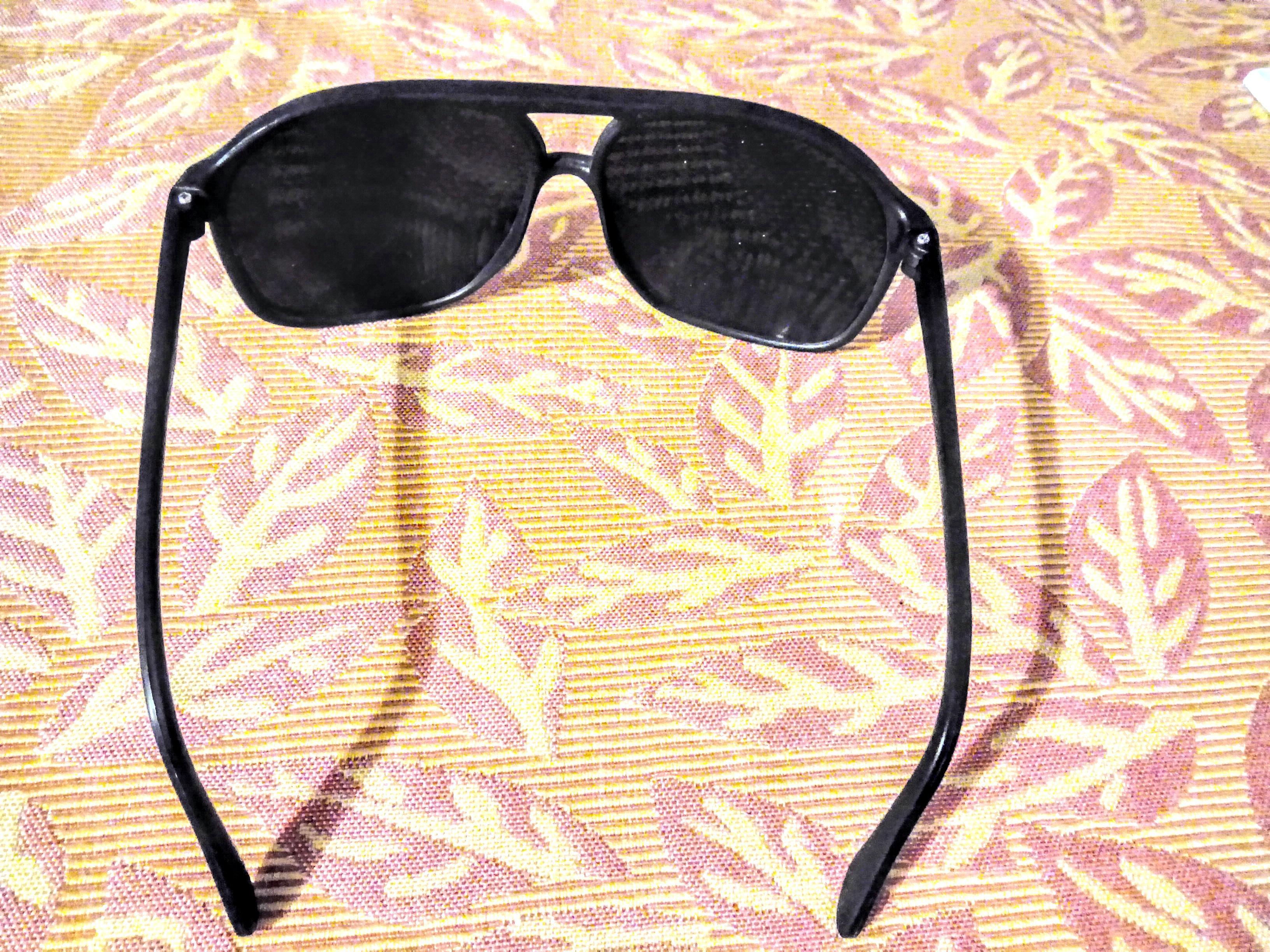 troc de troc lunettes de soleil miroir image 1