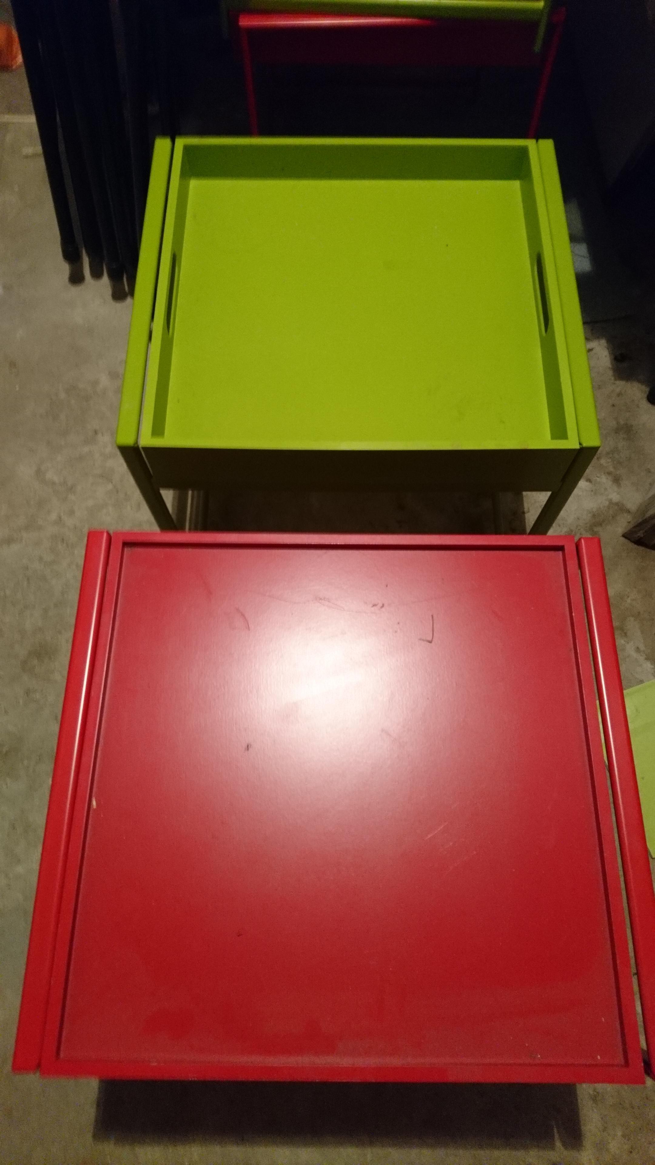 troc de troc 4 tables basses image 0