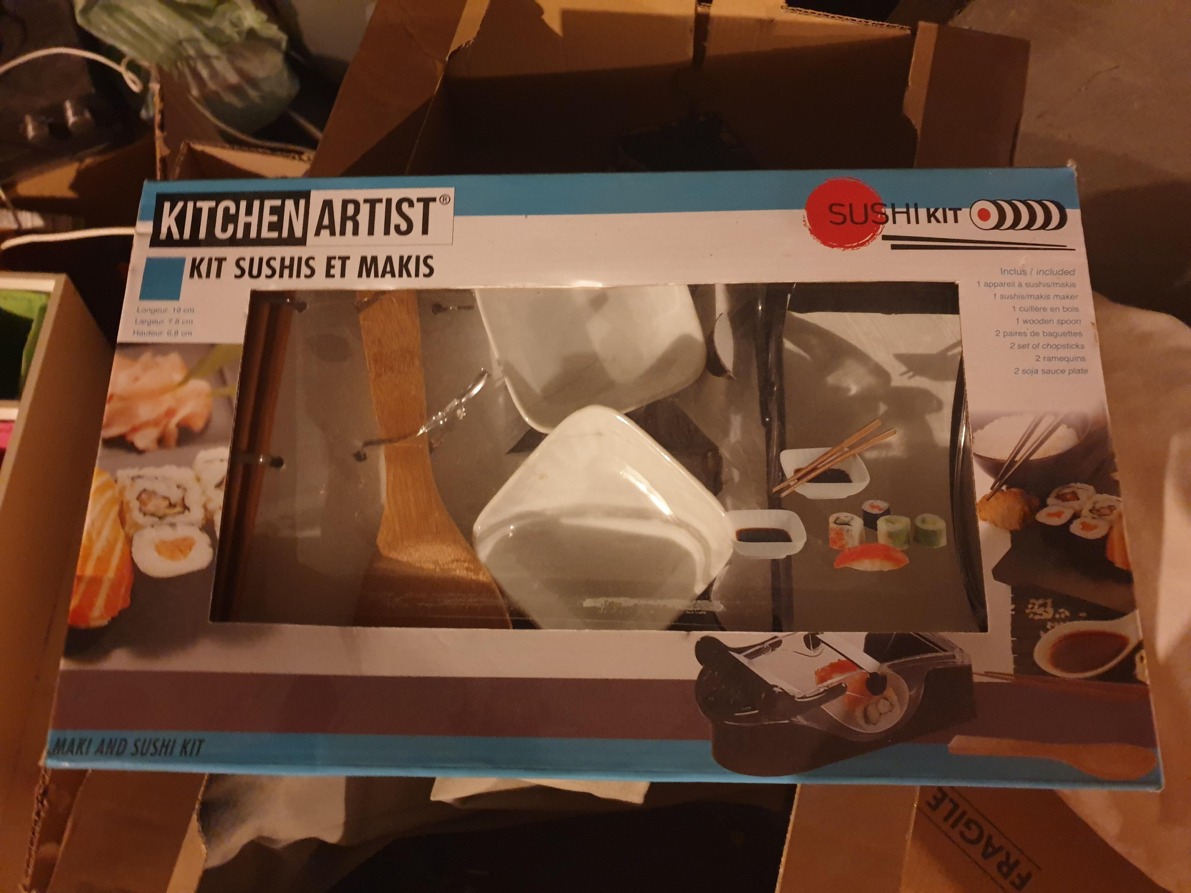 troc de troc kit pour sushis image 0