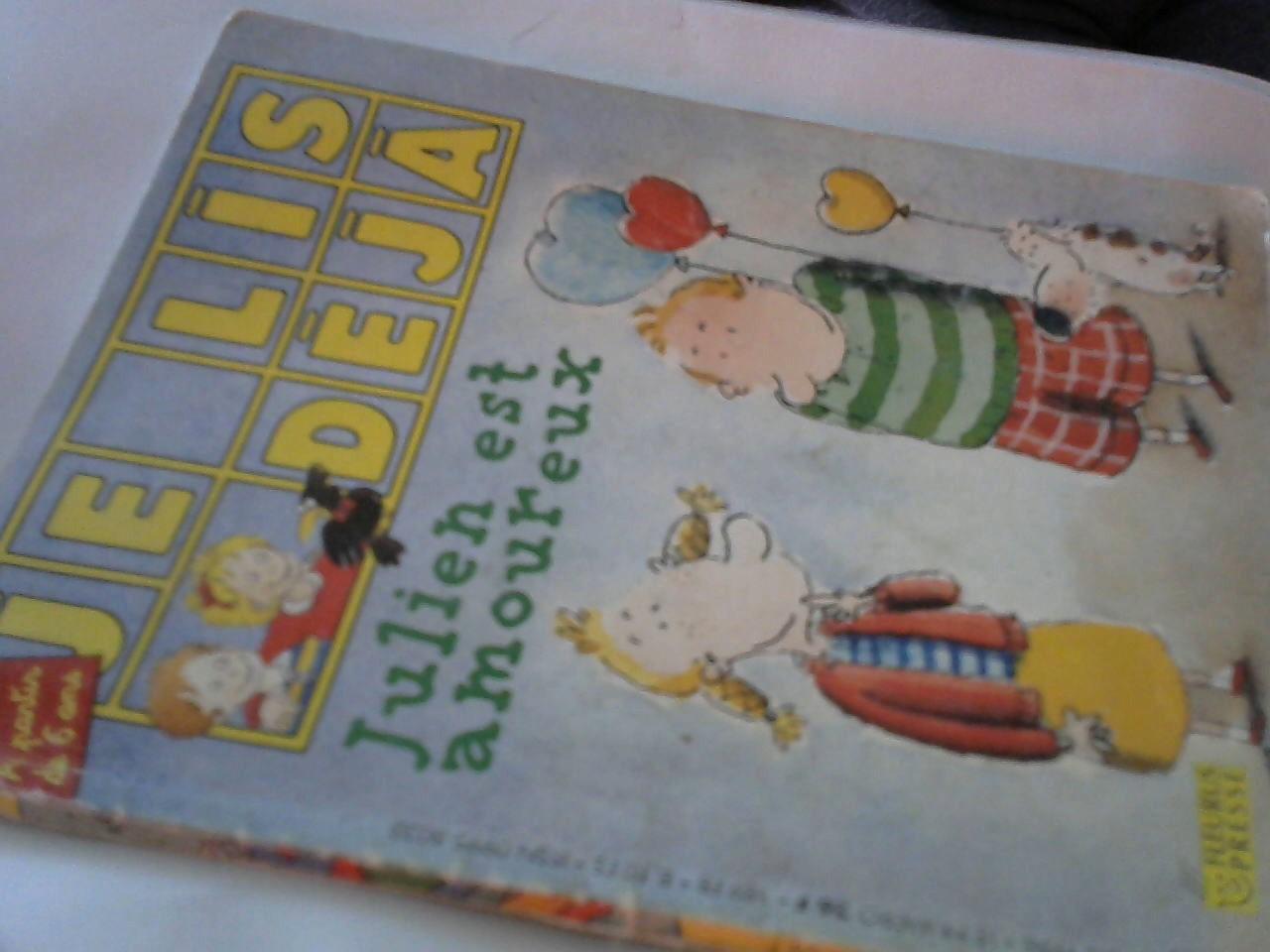 troc de troc revue  mars 1996 je lis deja image 0