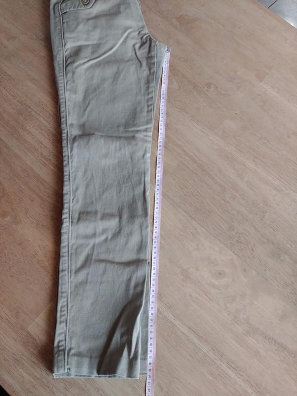 troc de troc pantalon beige taille 36 image 2