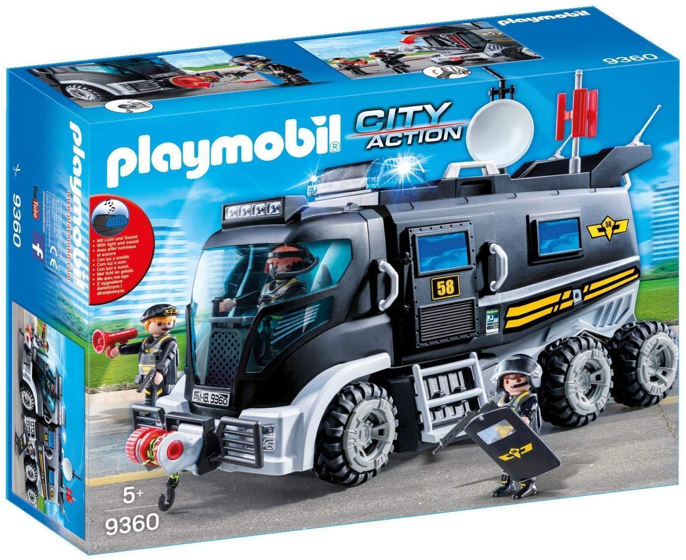 troc de troc recherche playmobil city action image 0