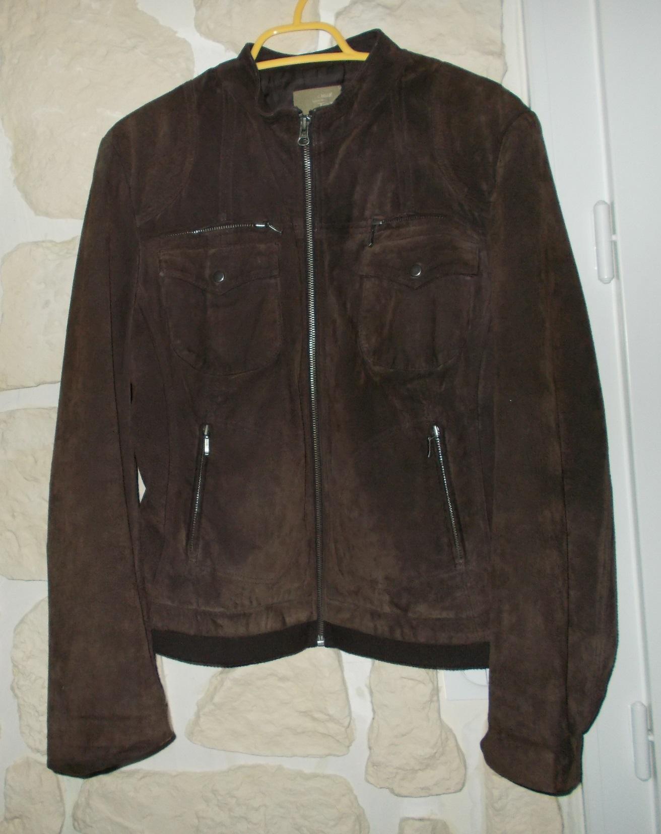 troc de troc veste en cuir 40/42 image 0