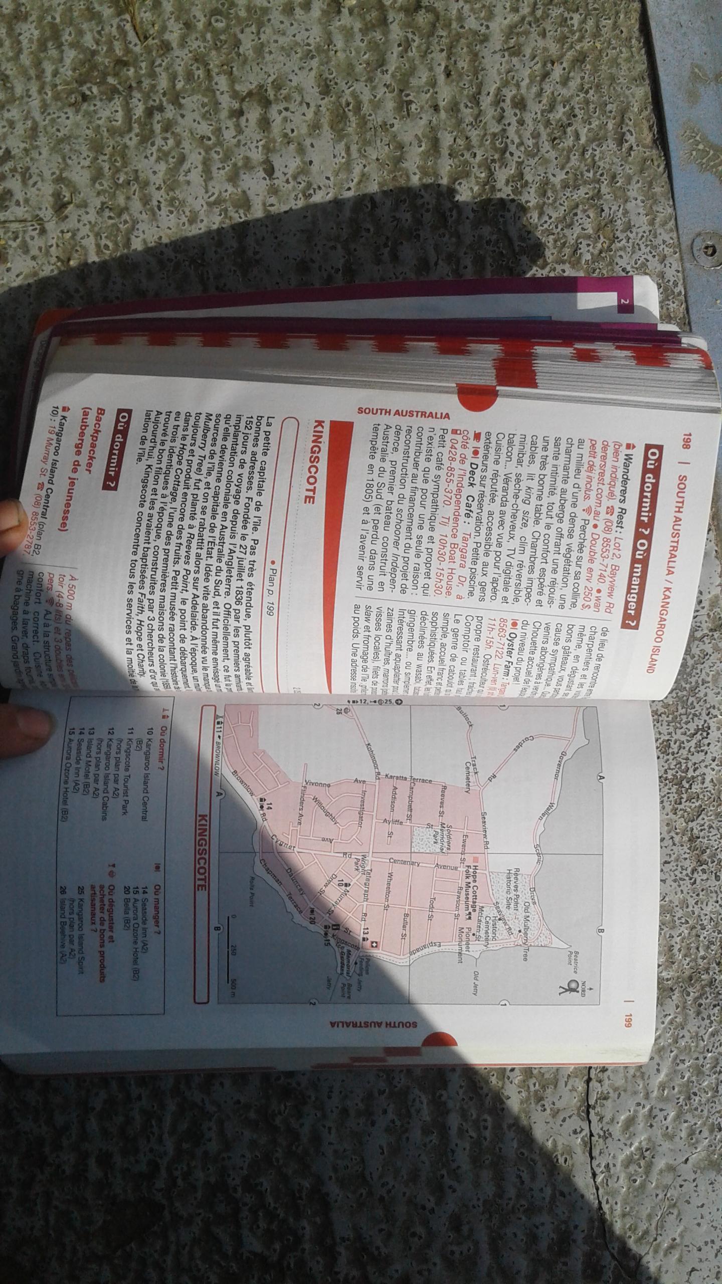 troc de troc guide du routard australie côte est image 1