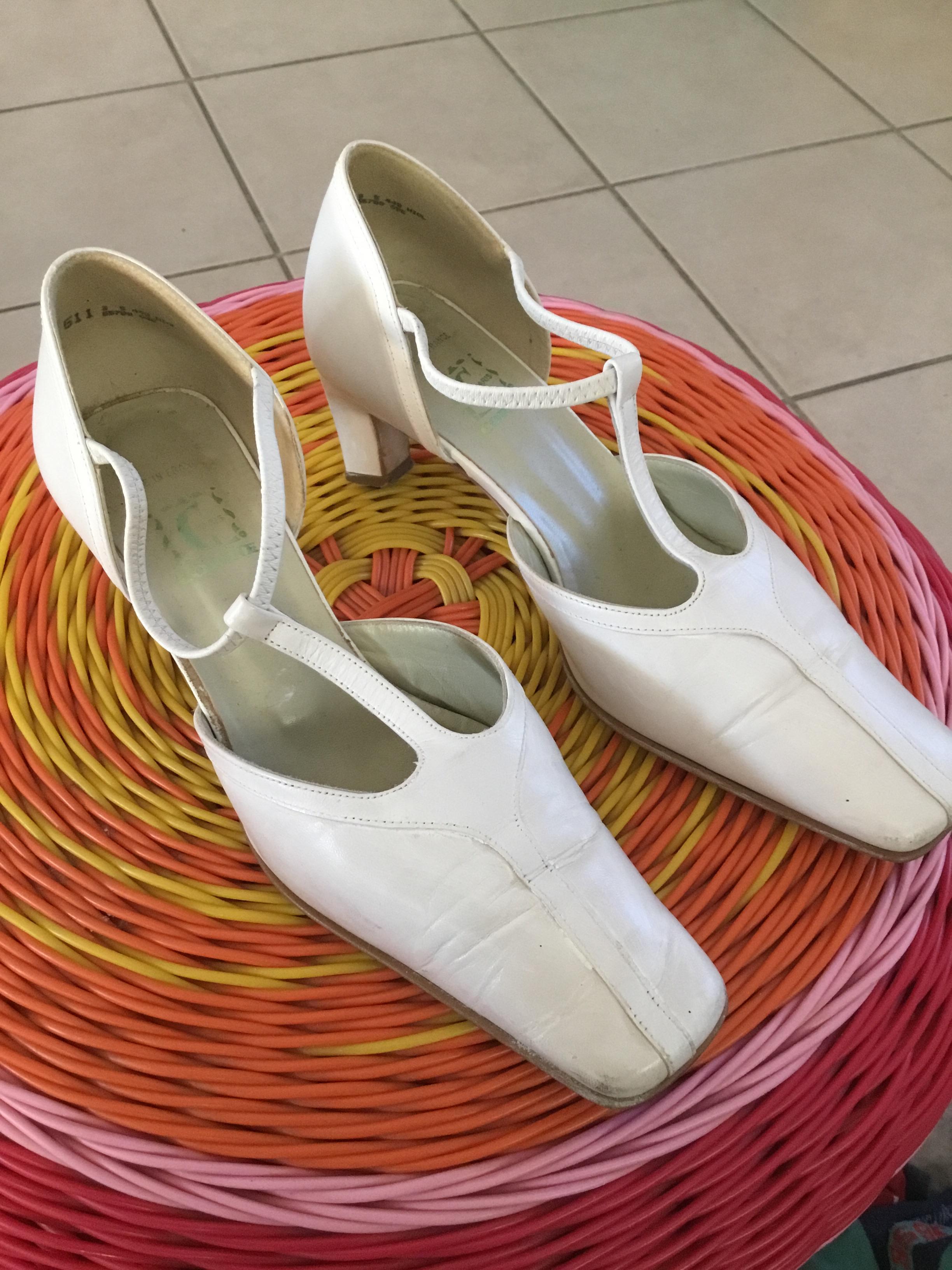 troc de troc donne chaussures femme à talons élégantes pointure 37 image 1