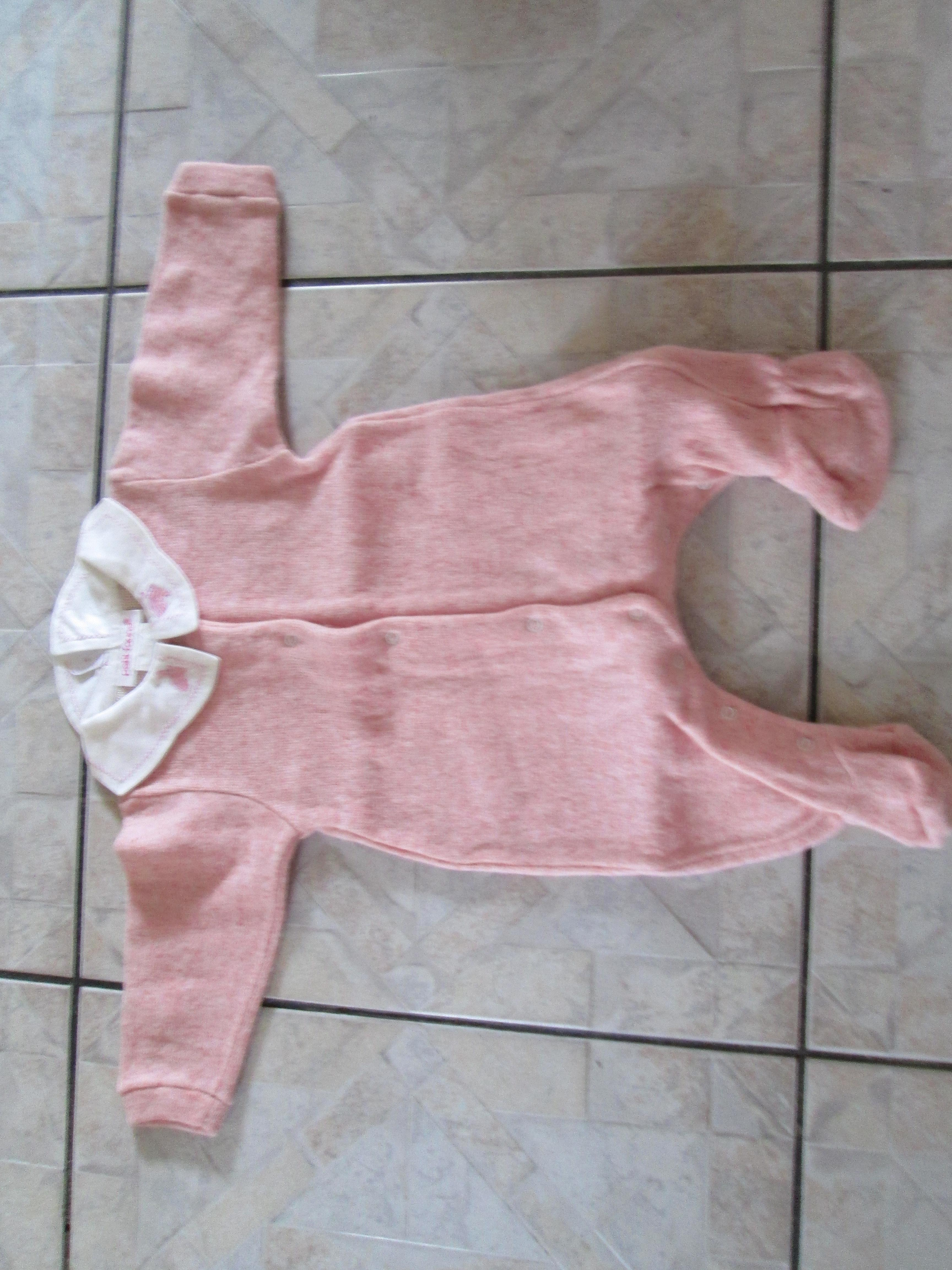 troc de troc pyjama 3 mois petite faune   4 noisettes image 0