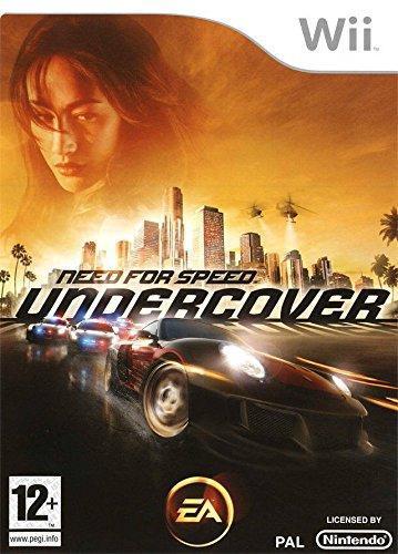 troc de troc jeu wii need for speed undercover (à échanger contre bluray ou jeu ps4) image 0