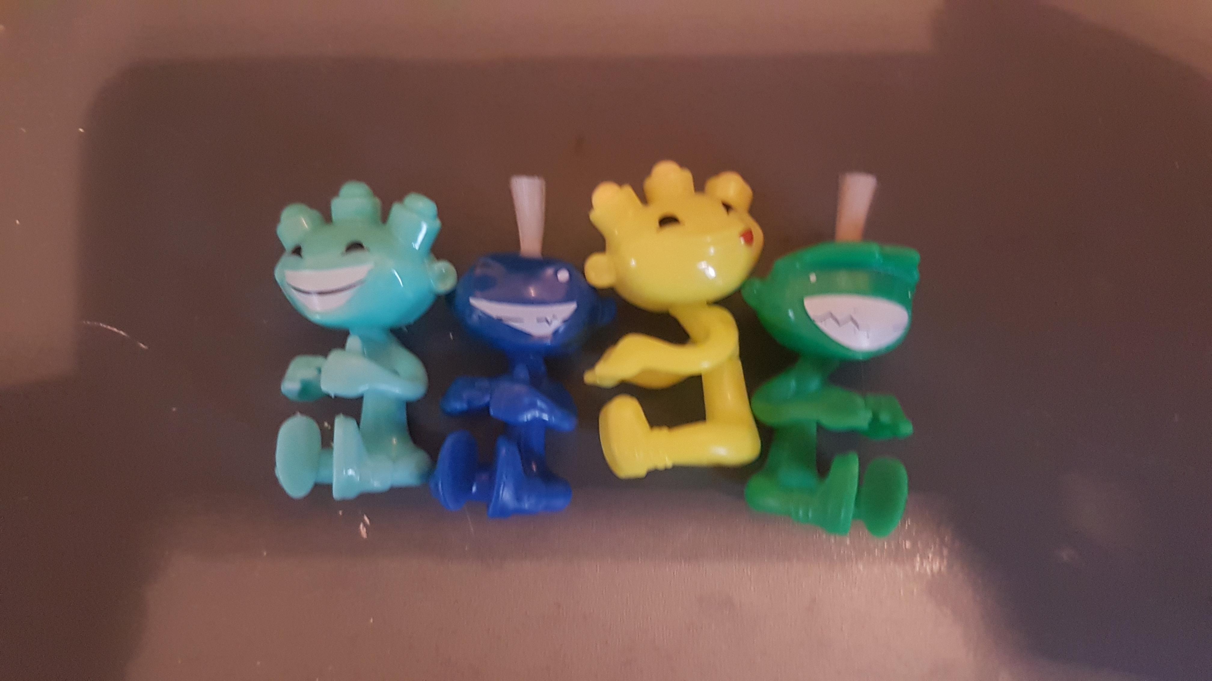troc de troc figurines kinder image 0