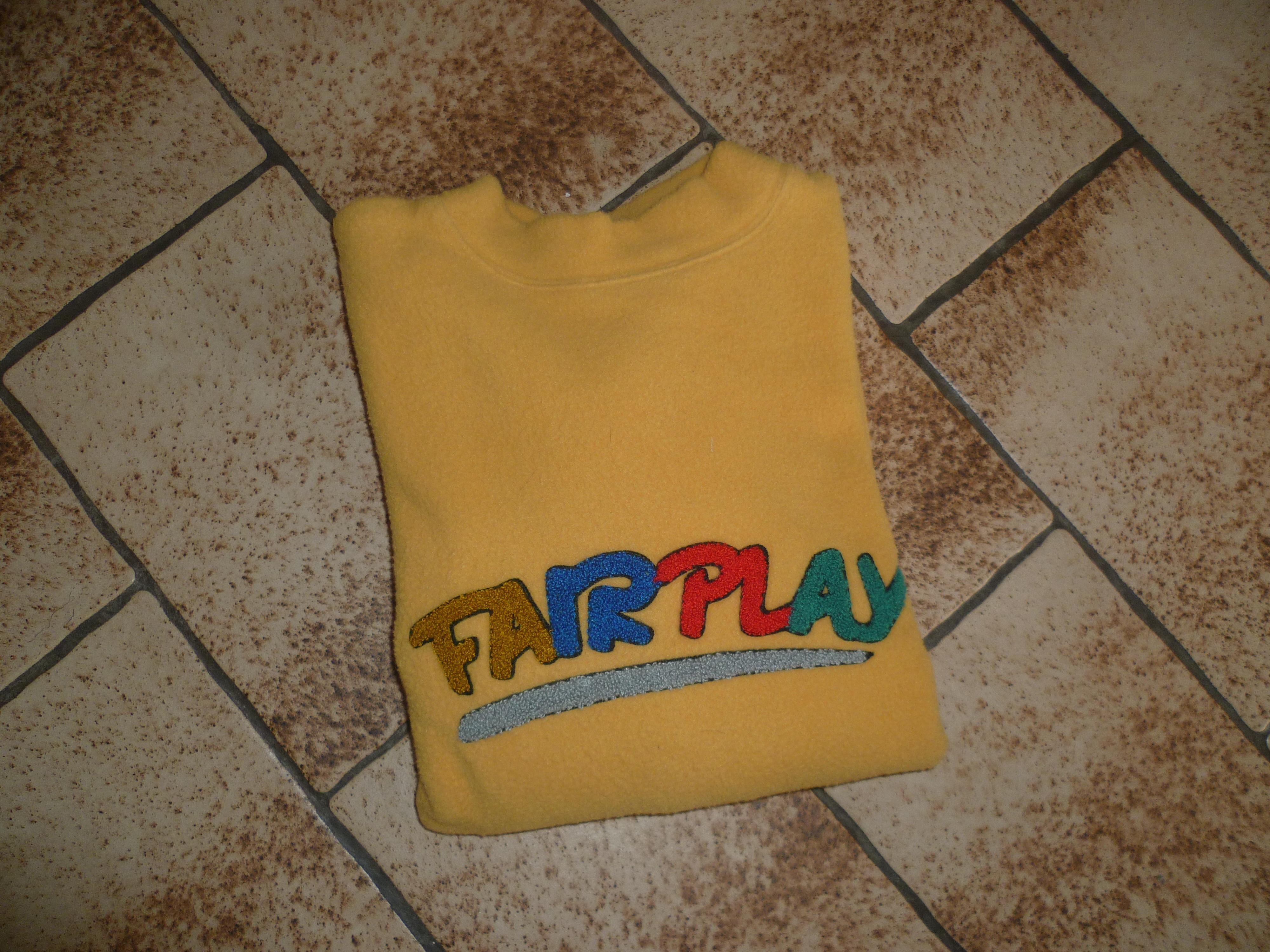 troc de troc sweat polaire fairplay image 0