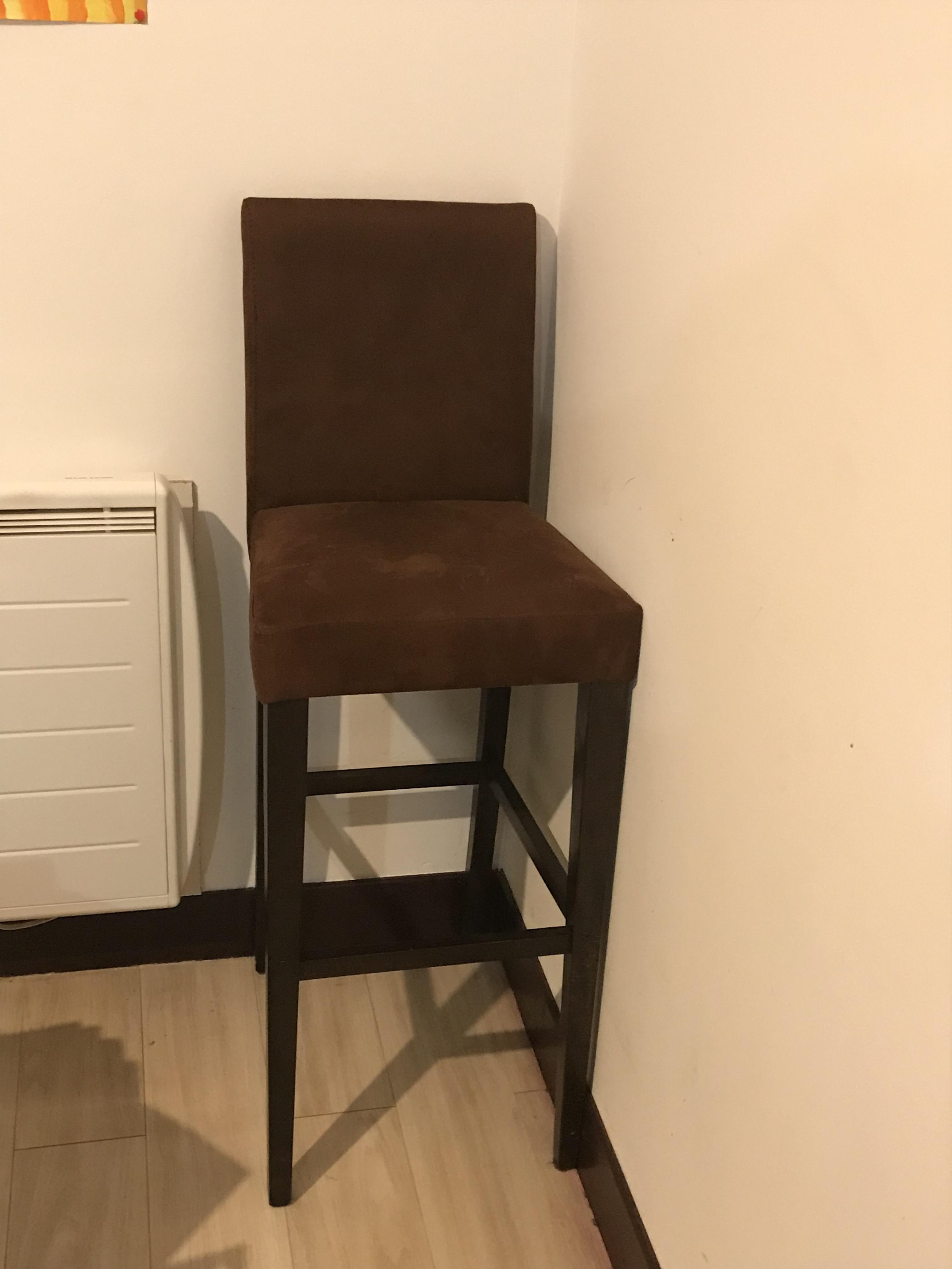 troc de troc chaise de bar image 0