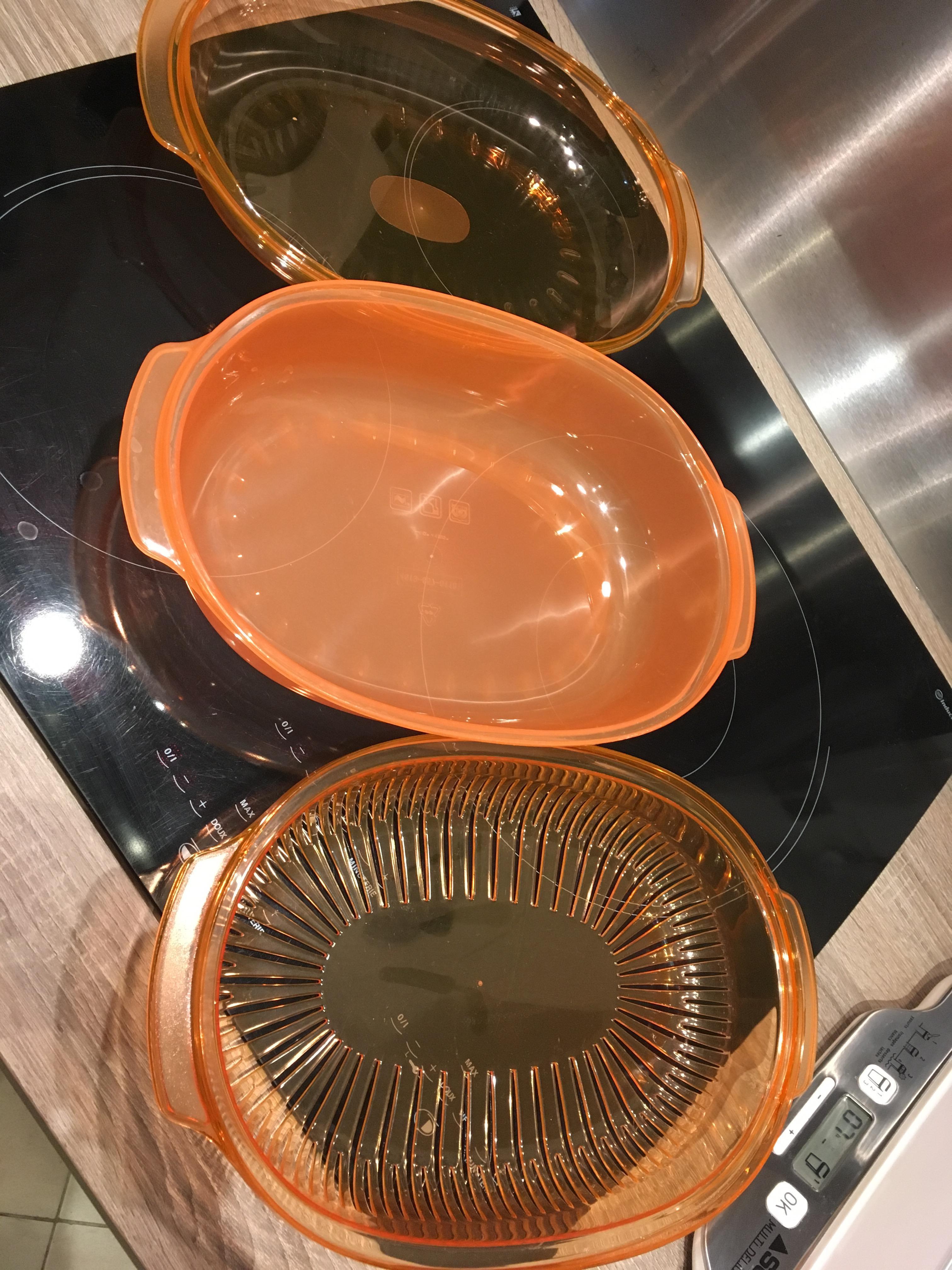troc de troc plat cuisson vapeur micro onde image 0