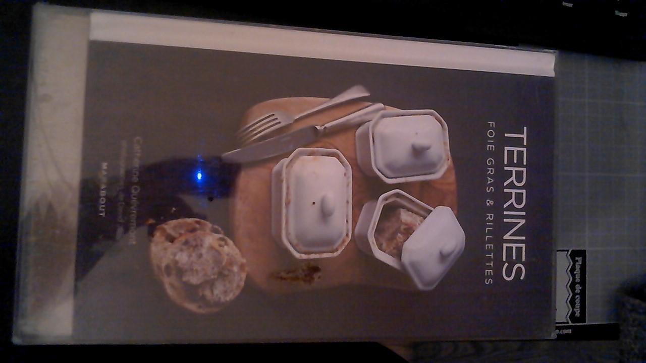 troc de troc coffret : livre 29 recettes de terrines +3 mini terrines image 1