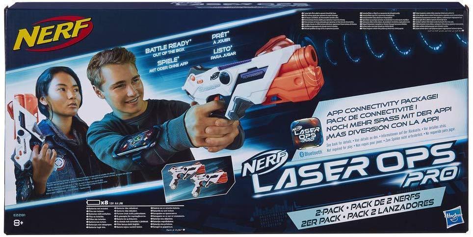 troc de troc recherche jouet nerf - pistolets laser ops alphapoint image 0
