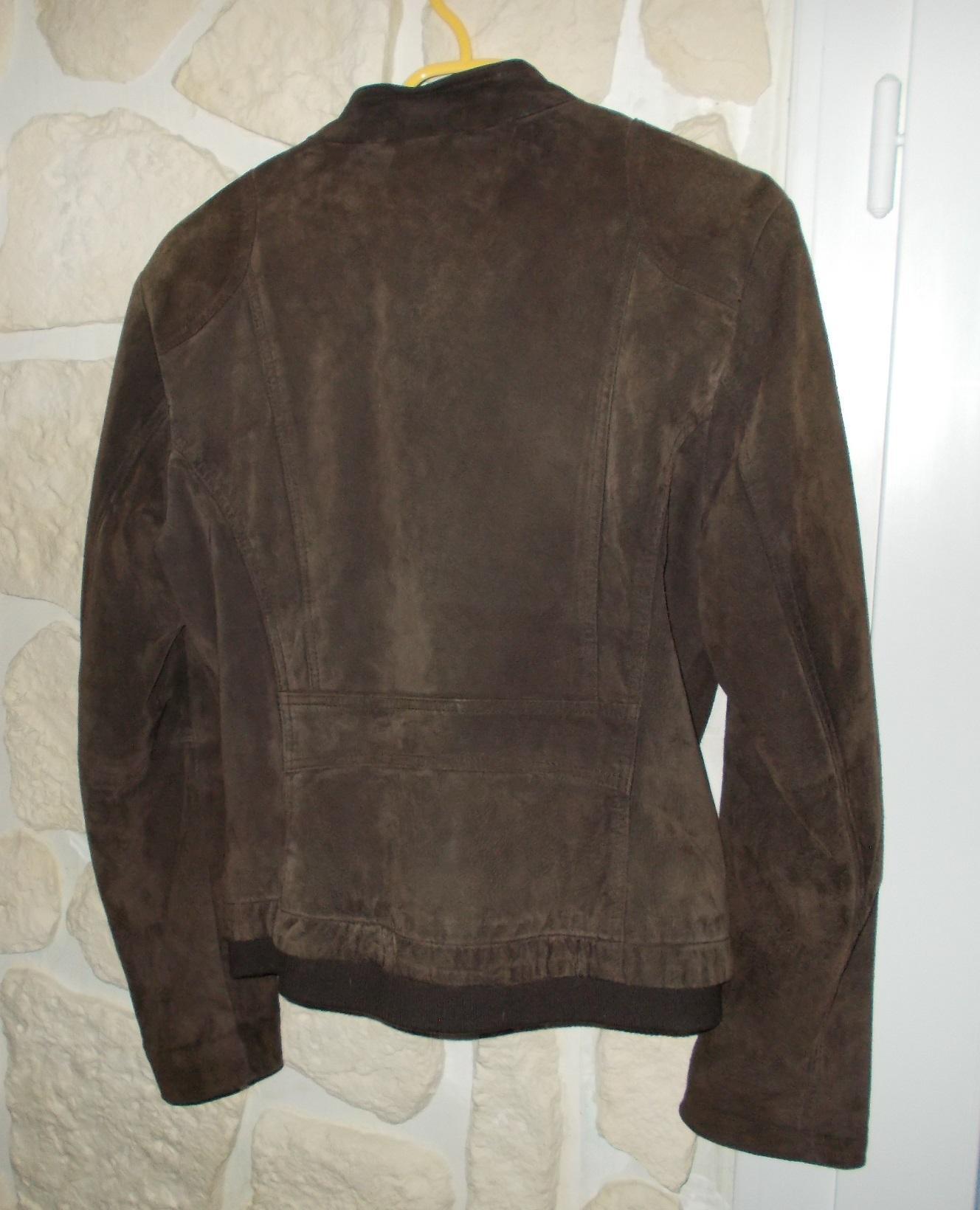 troc de troc veste en cuir 40/42 image 1