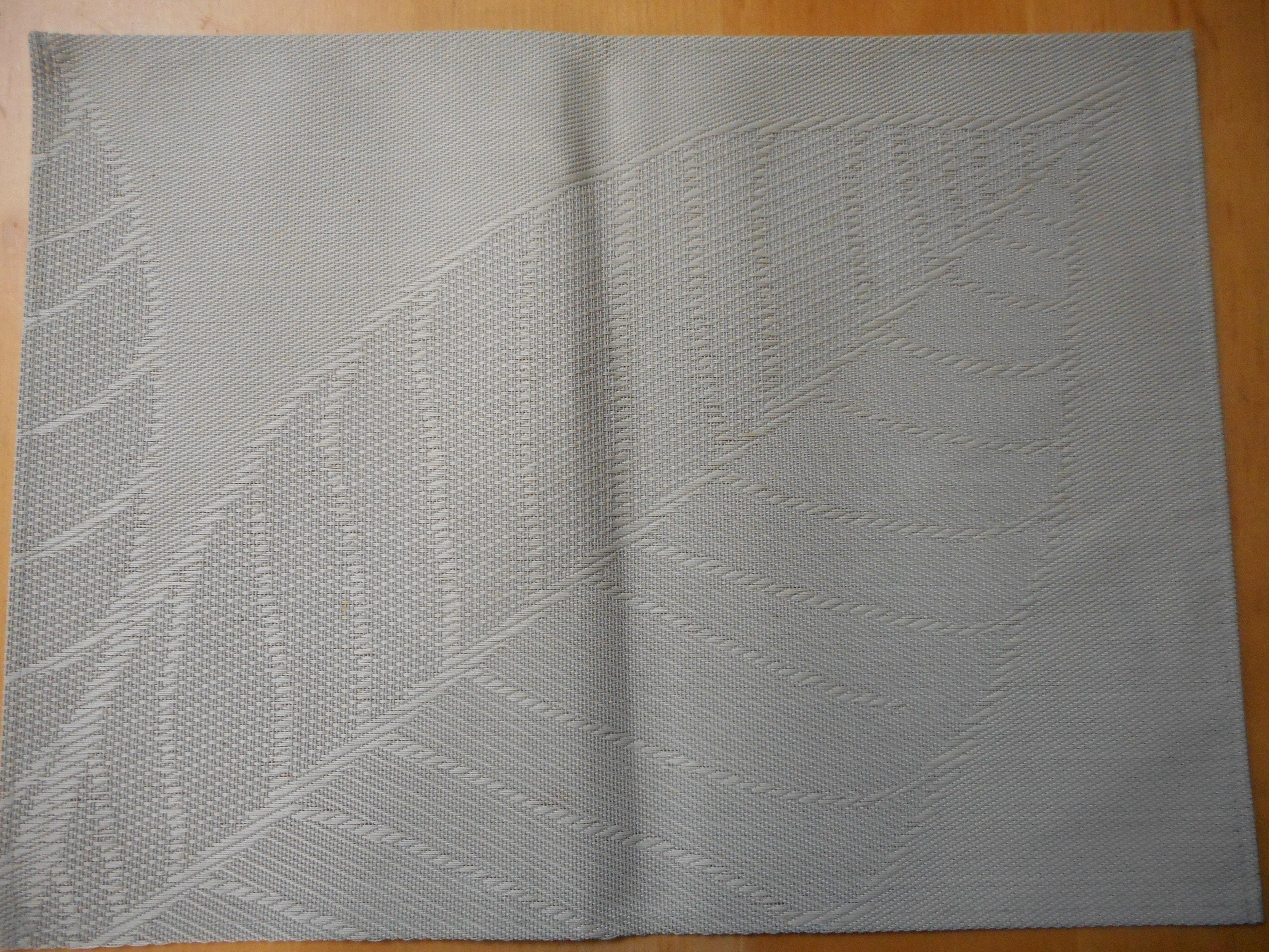 troc de troc set de table gris image 1