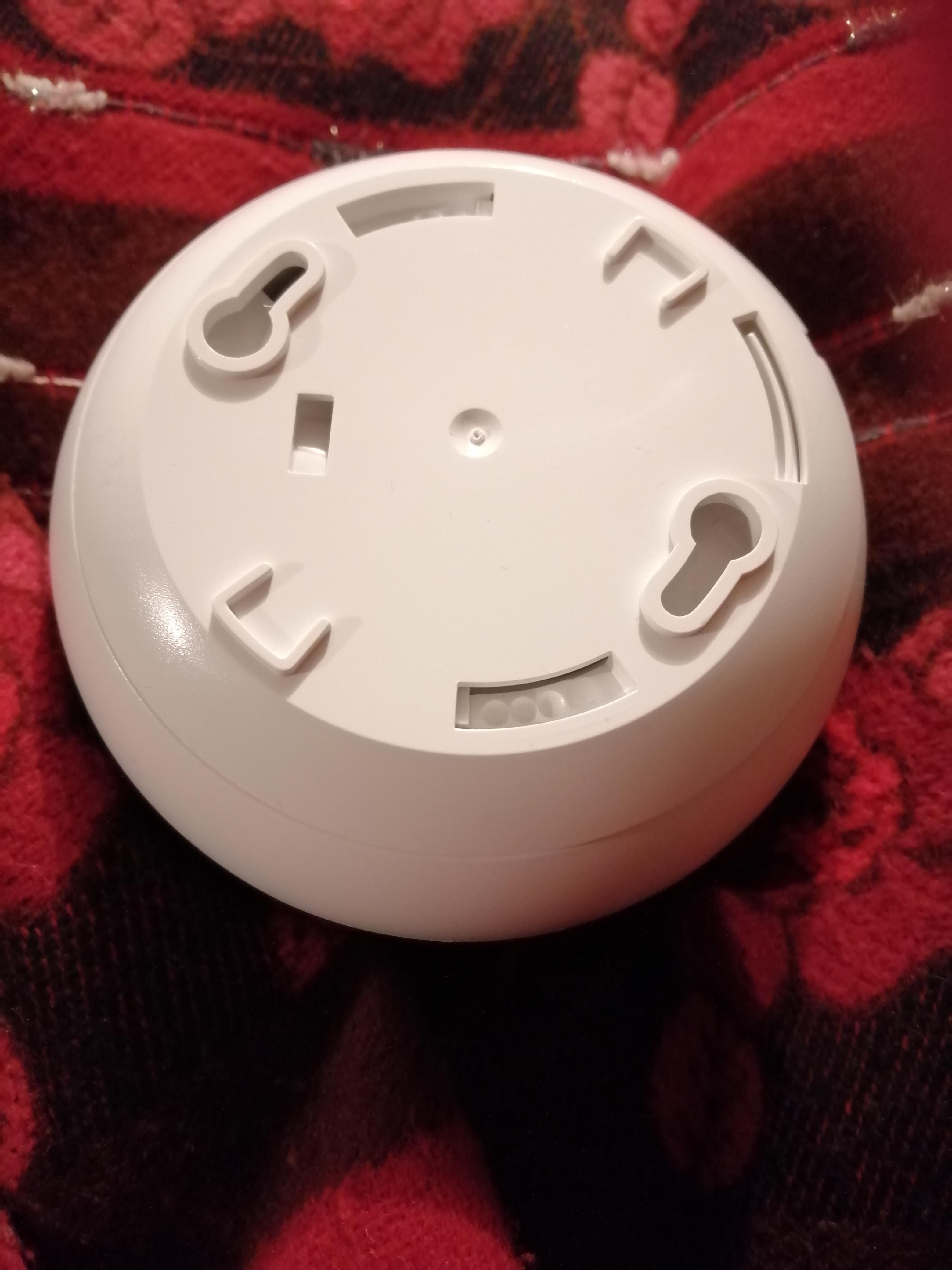 troc de troc dÉtecteur de fumÉe neuf image 1
