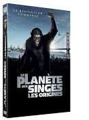 troc de troc dvd - la planète des singes - les origines image 0