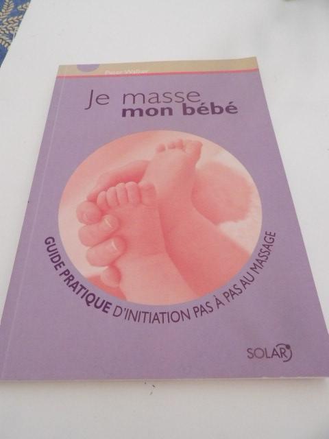 troc de troc livre je masse mon bebe tbe image 0
