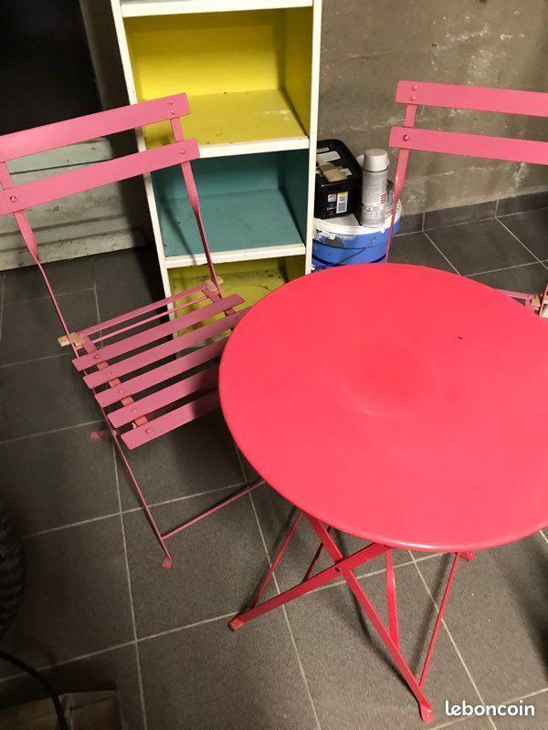 troc de troc 2 tables d'appoint bolero :-) image 1