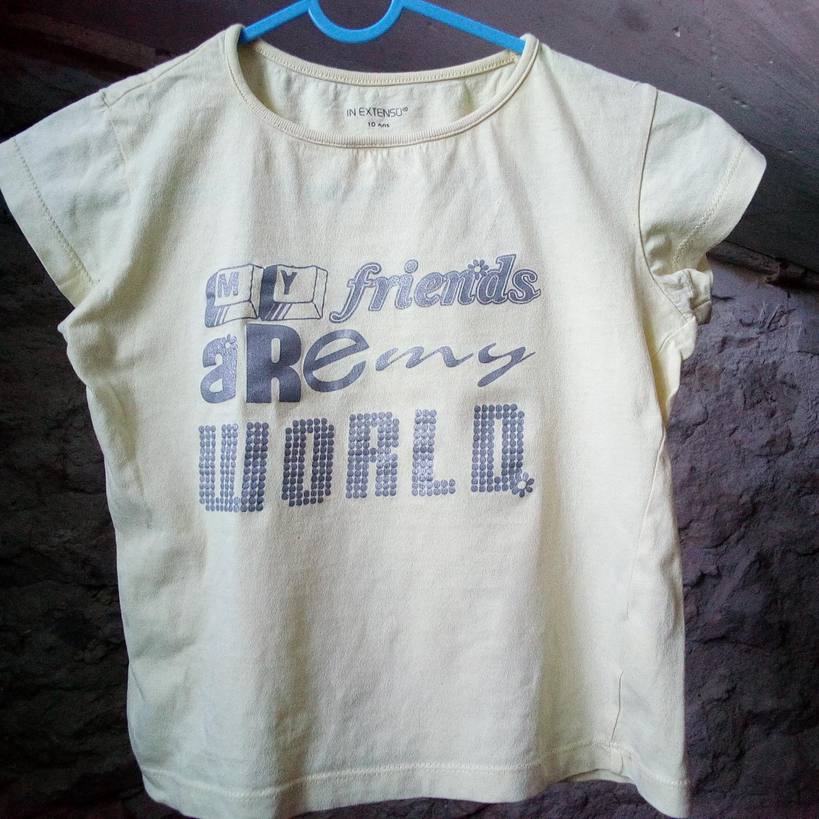 troc de troc t-shirt 10 ans. image 0