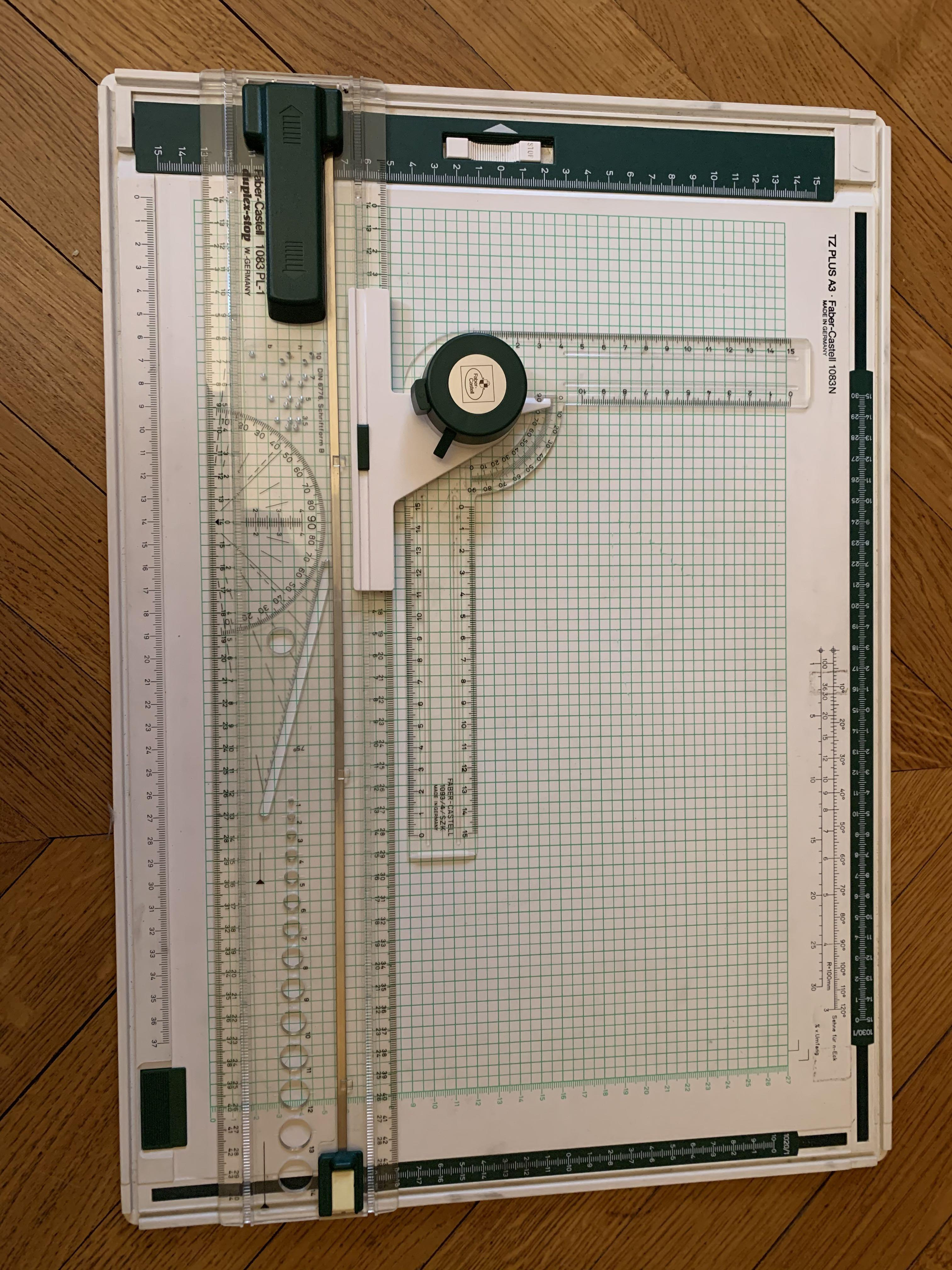 troc de troc planche à dessin rapide a3 faber castel image 0