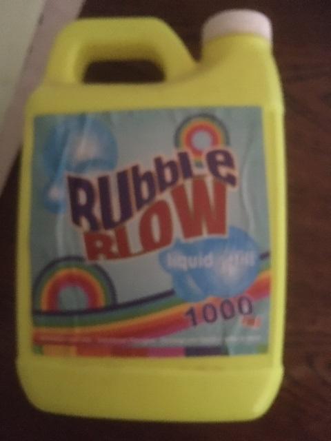 troc de troc recharge bulles de savon image 0