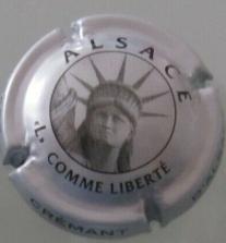 troc de troc capsule crémant d'alsace - l comme liberté image 0