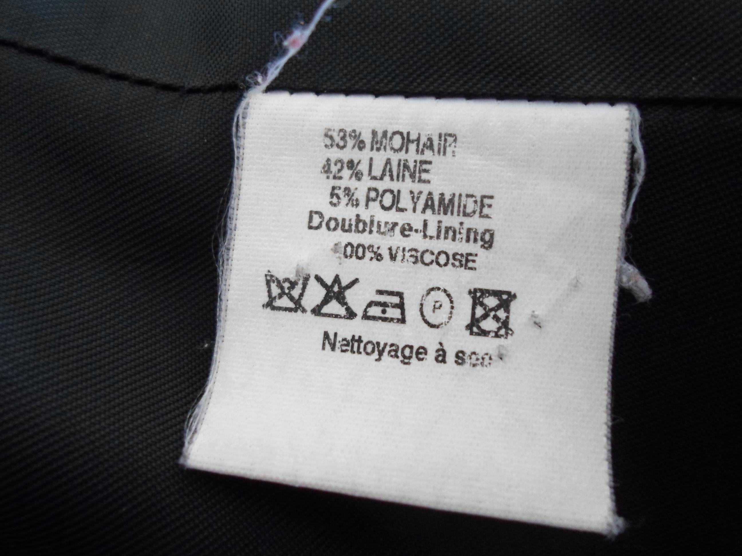 troc de troc manteau noir image 2