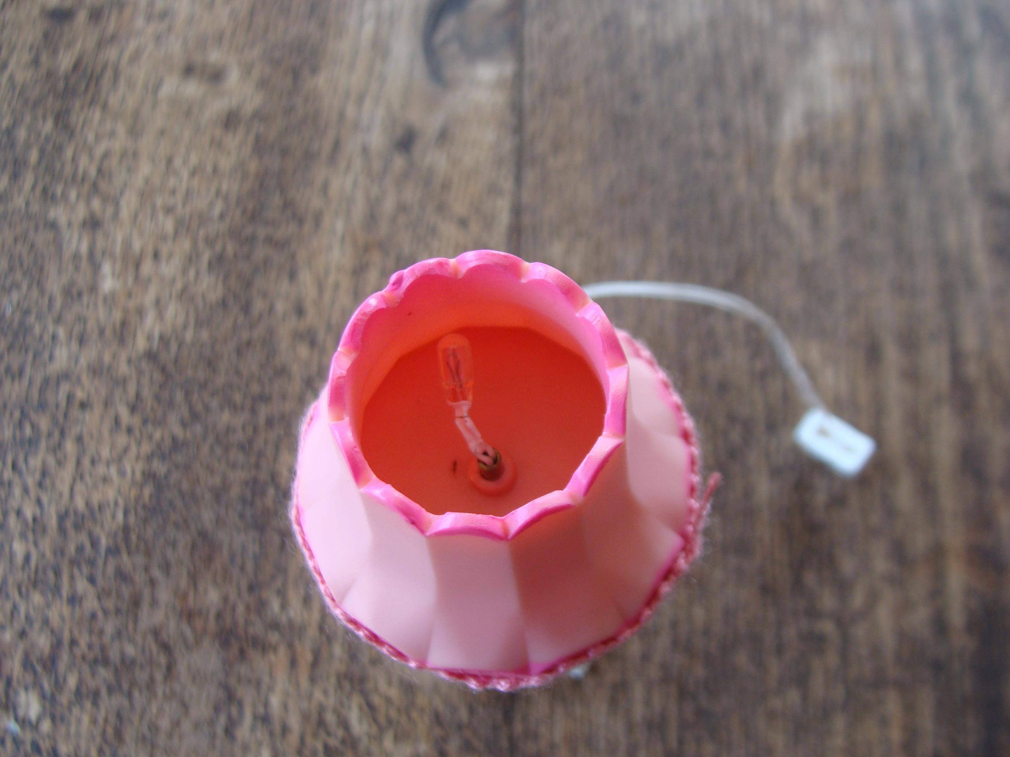 troc de troc lampe maison de poupée image 1