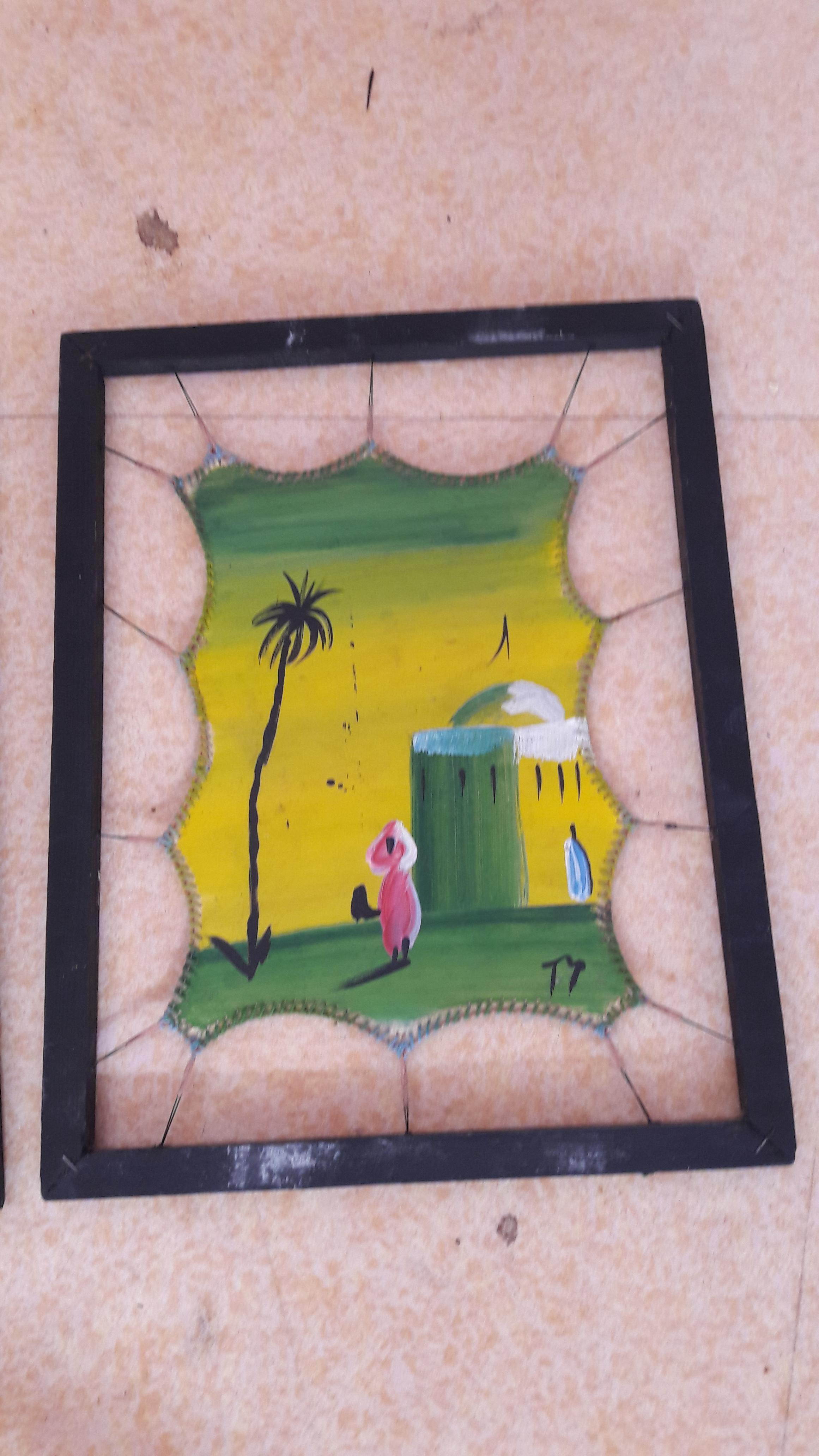 troc de troc tableaux marocains image 1