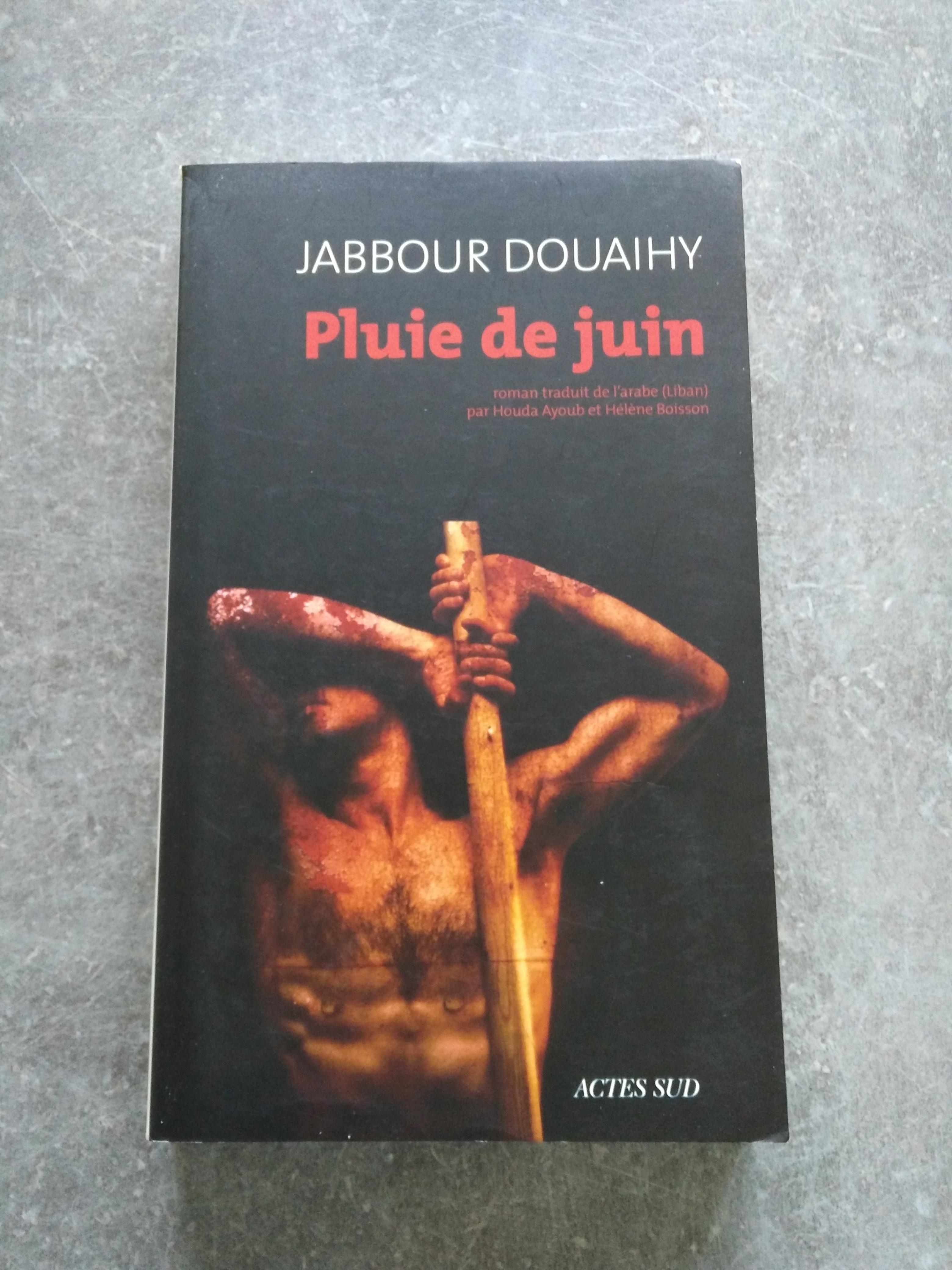 troc de troc roman pluie de juin de jabbour douaihy image 0