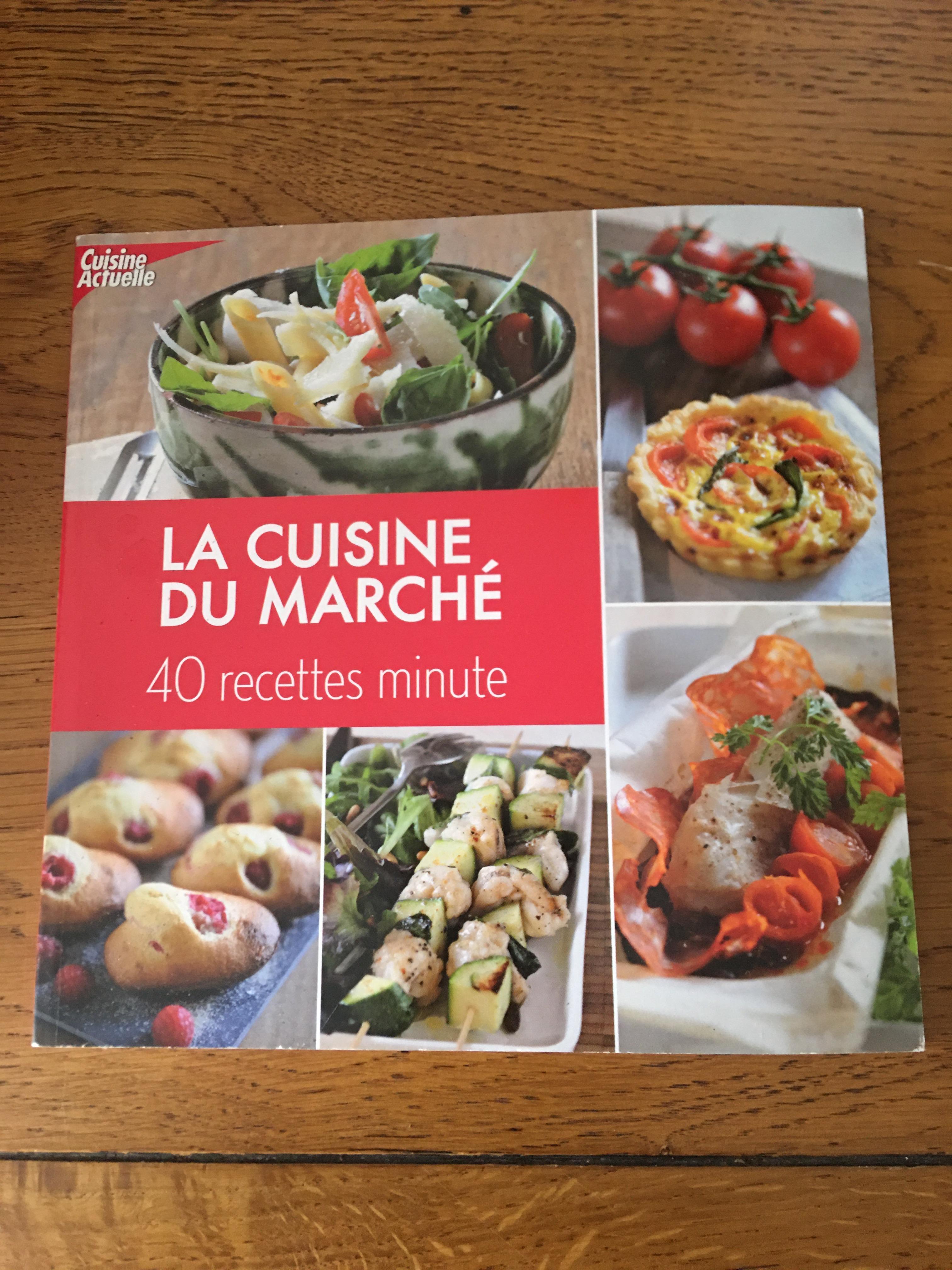 troc de troc 40 recettes minute la cuisine du marché image 0