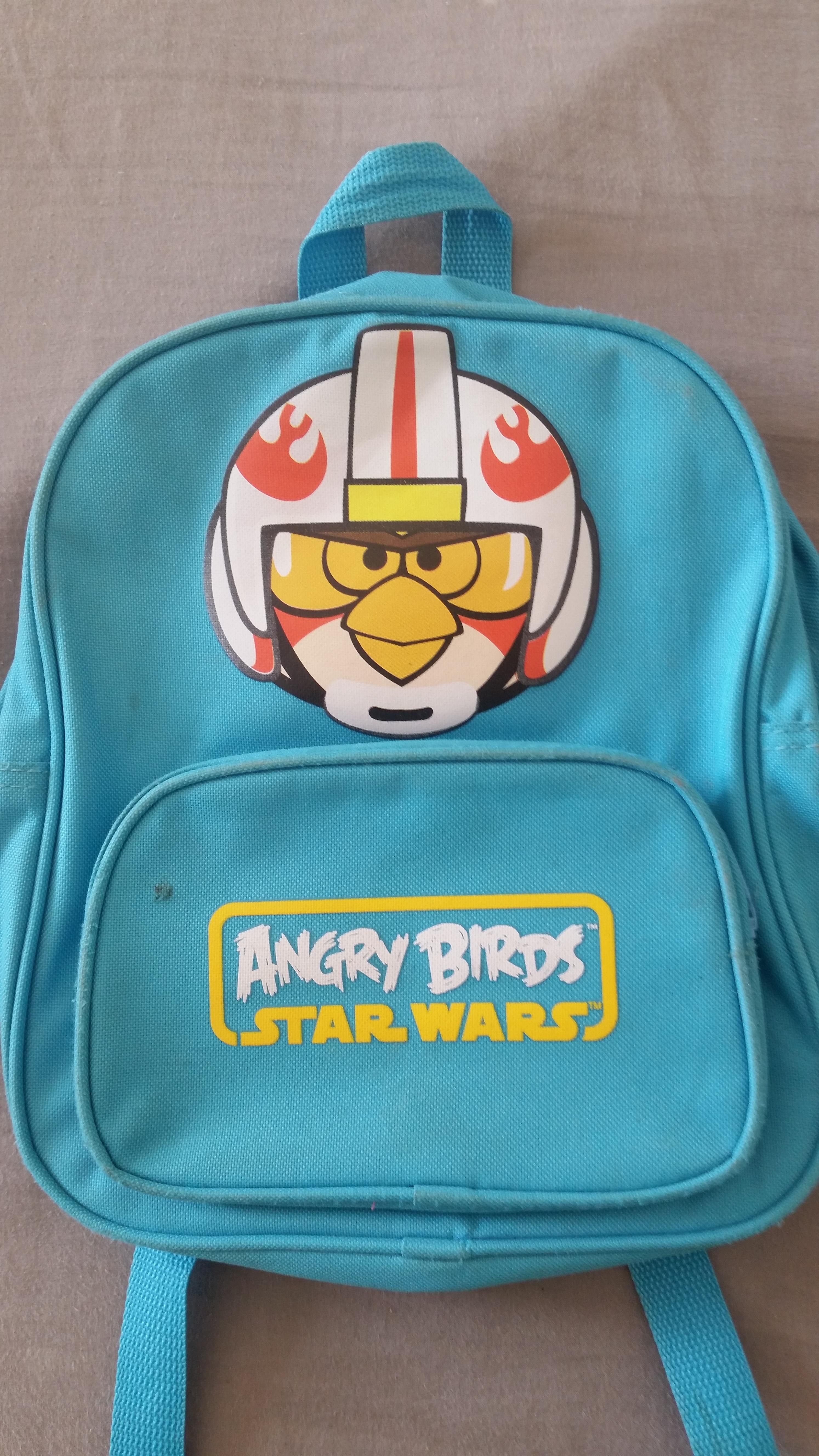 troc de troc sac à dos angry birds image 0