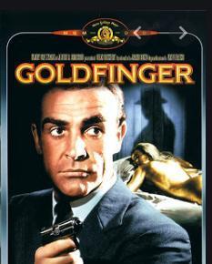 troc de troc dvd - james bond - goldfinger - sean connery image 0