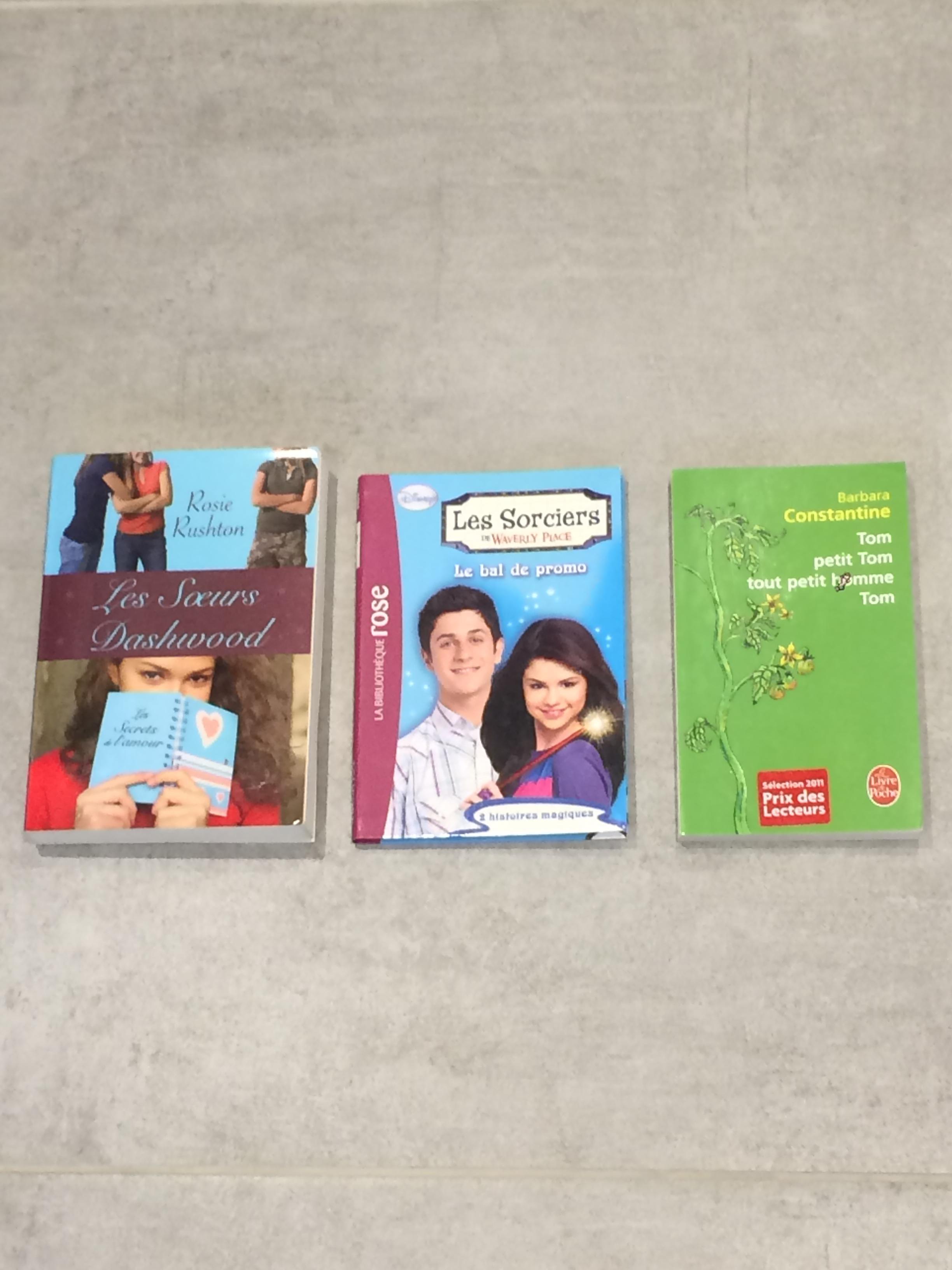 troc de troc 3 livres jeunesse 2 image 0