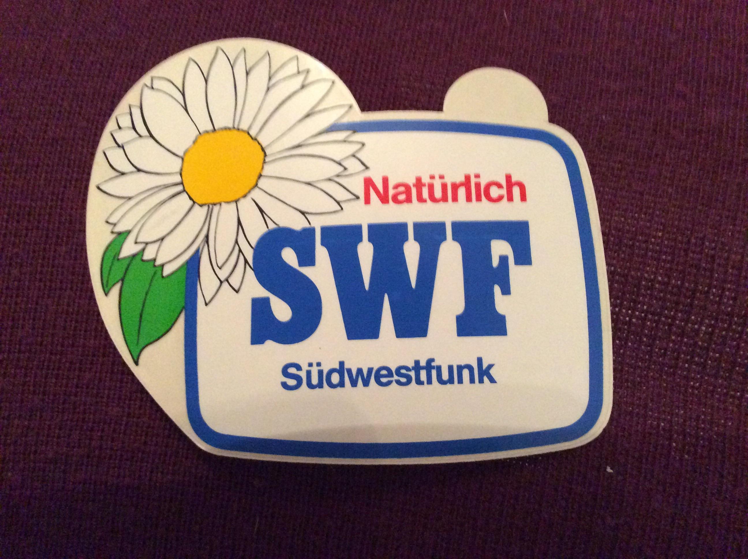 troc de troc autocollant radio allemande années 90 pour collectionneur image 0