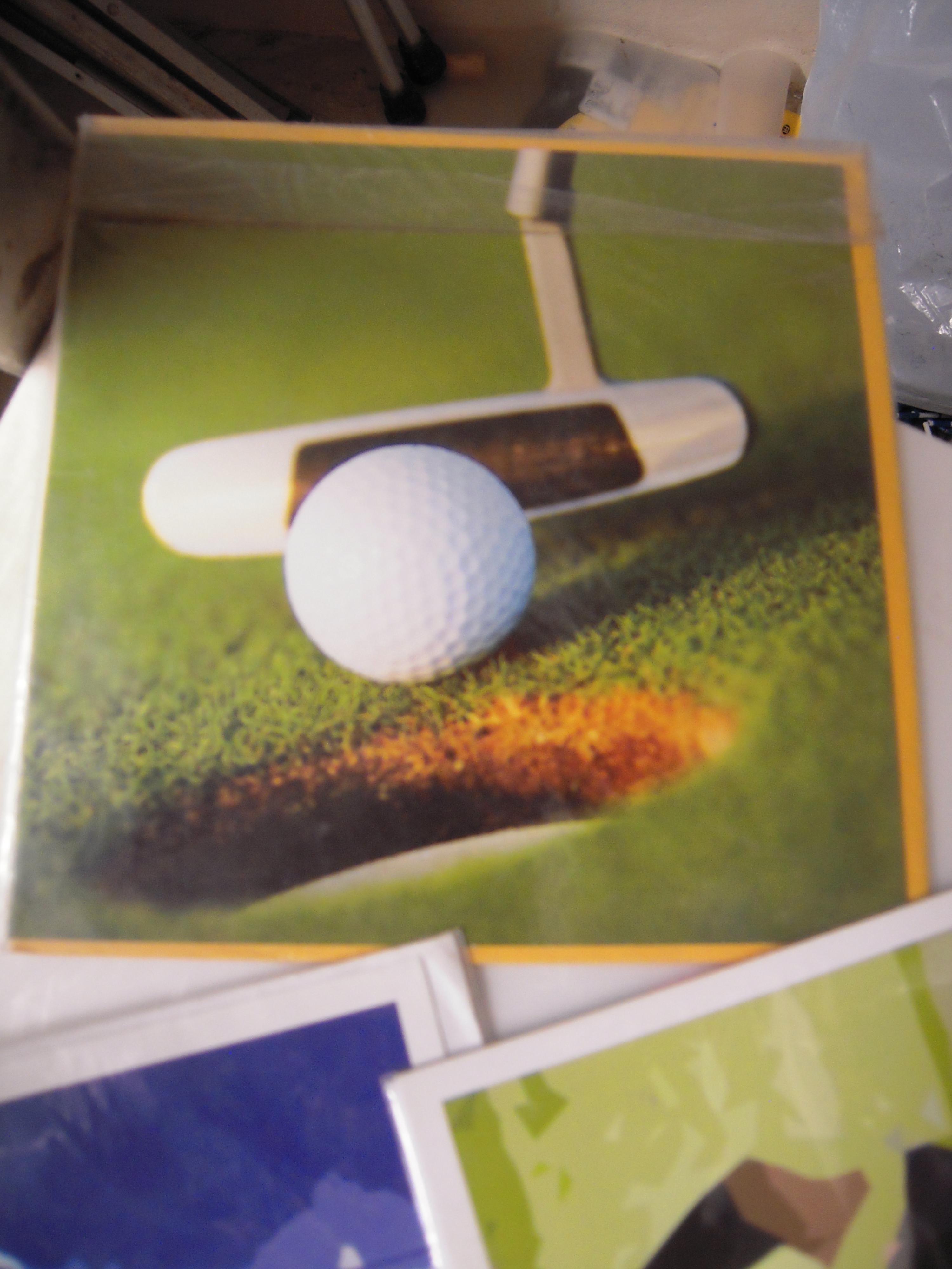 troc de troc carte anniversaire sport       - j'ai encore 05 pareils image 0
