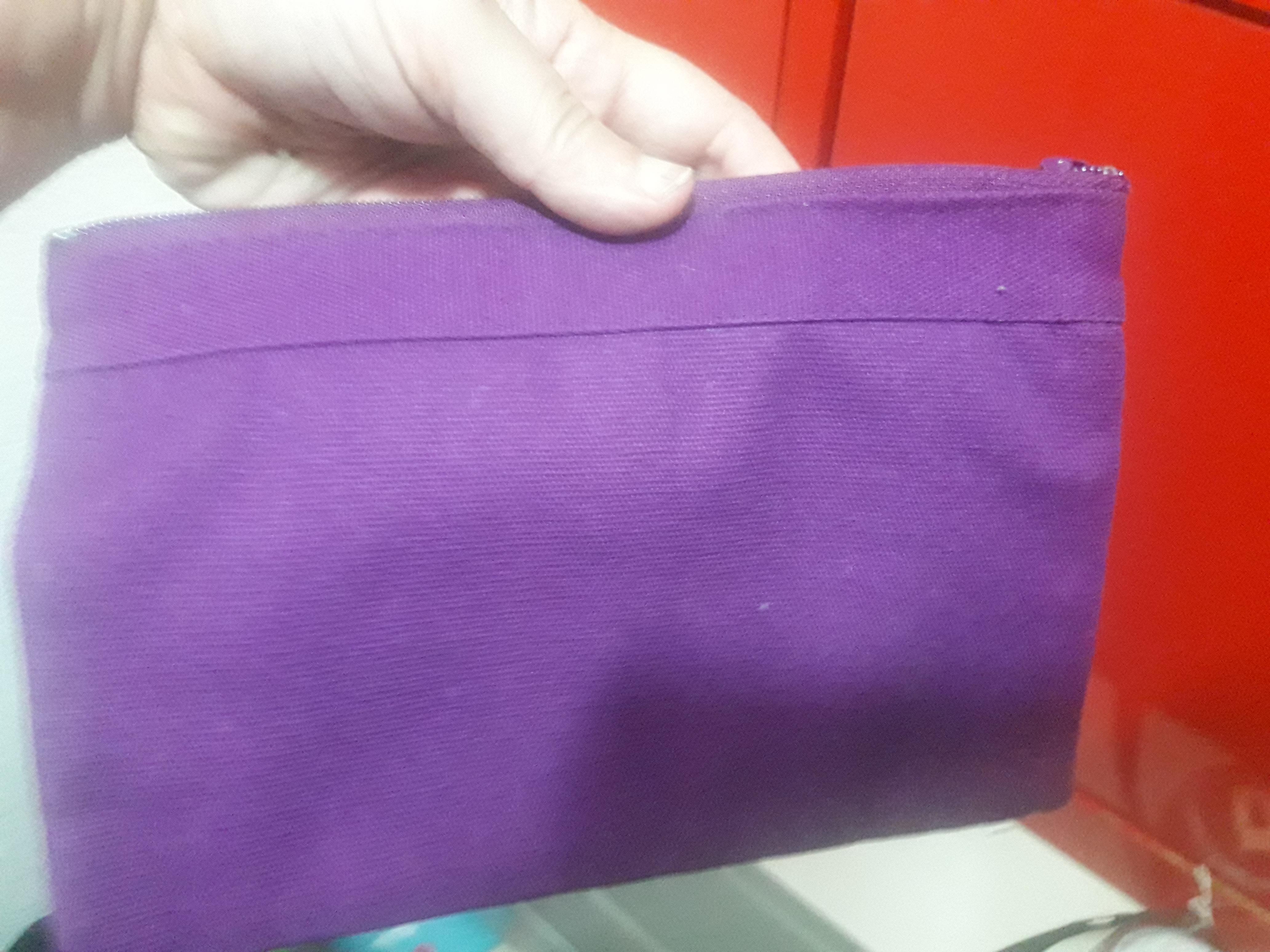 troc de troc trousse violette image 1